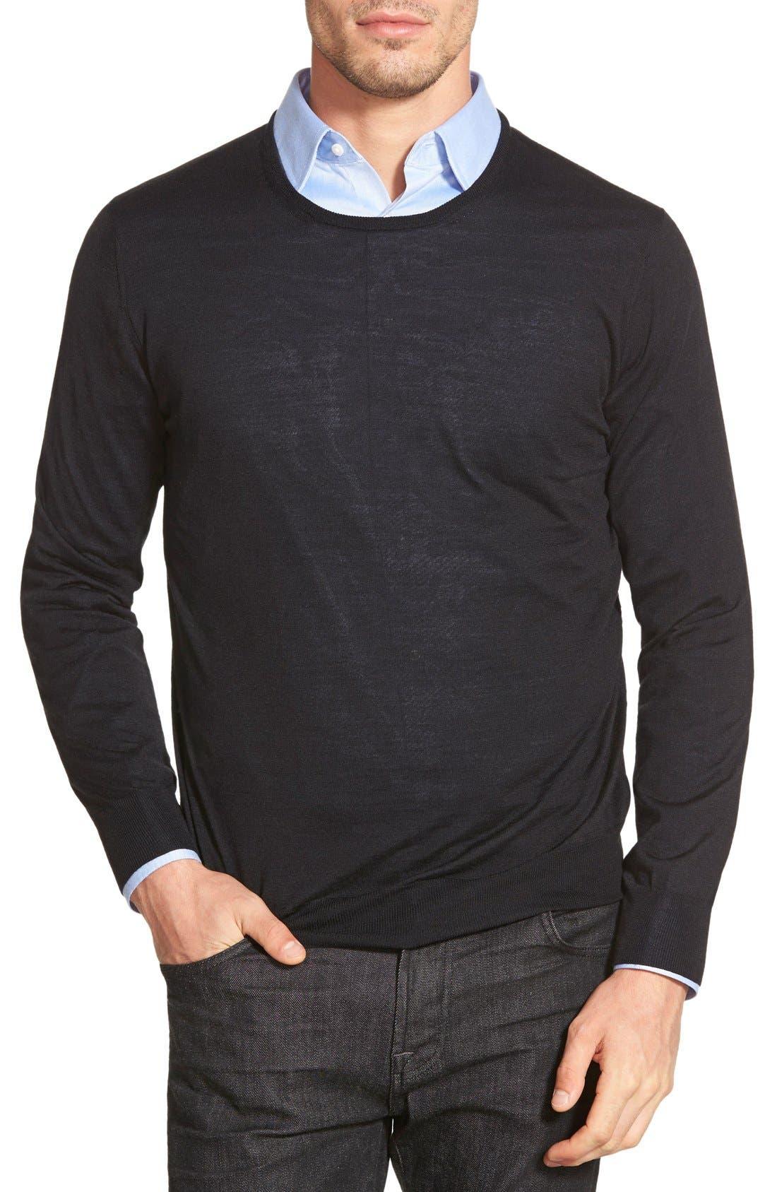 CrewneckSweater, Main, color, 001