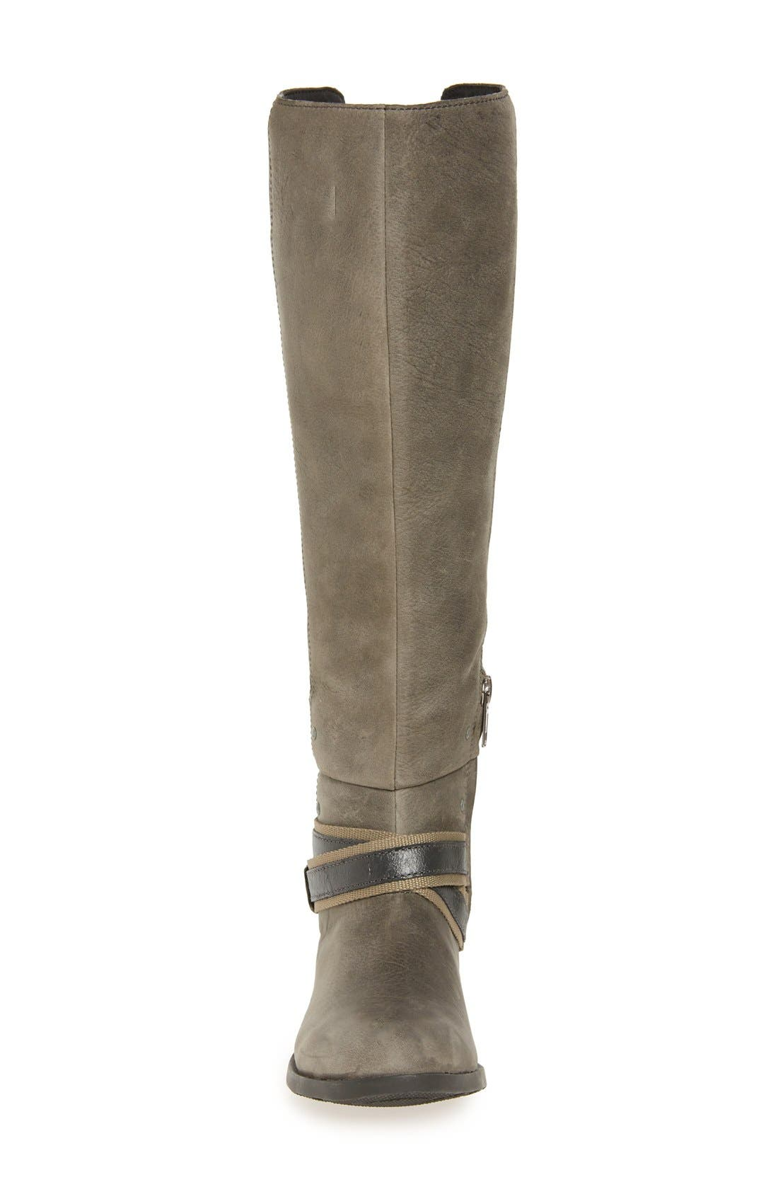 Lolla Water Resistant Tall Boot,                             Alternate thumbnail 11, color,
