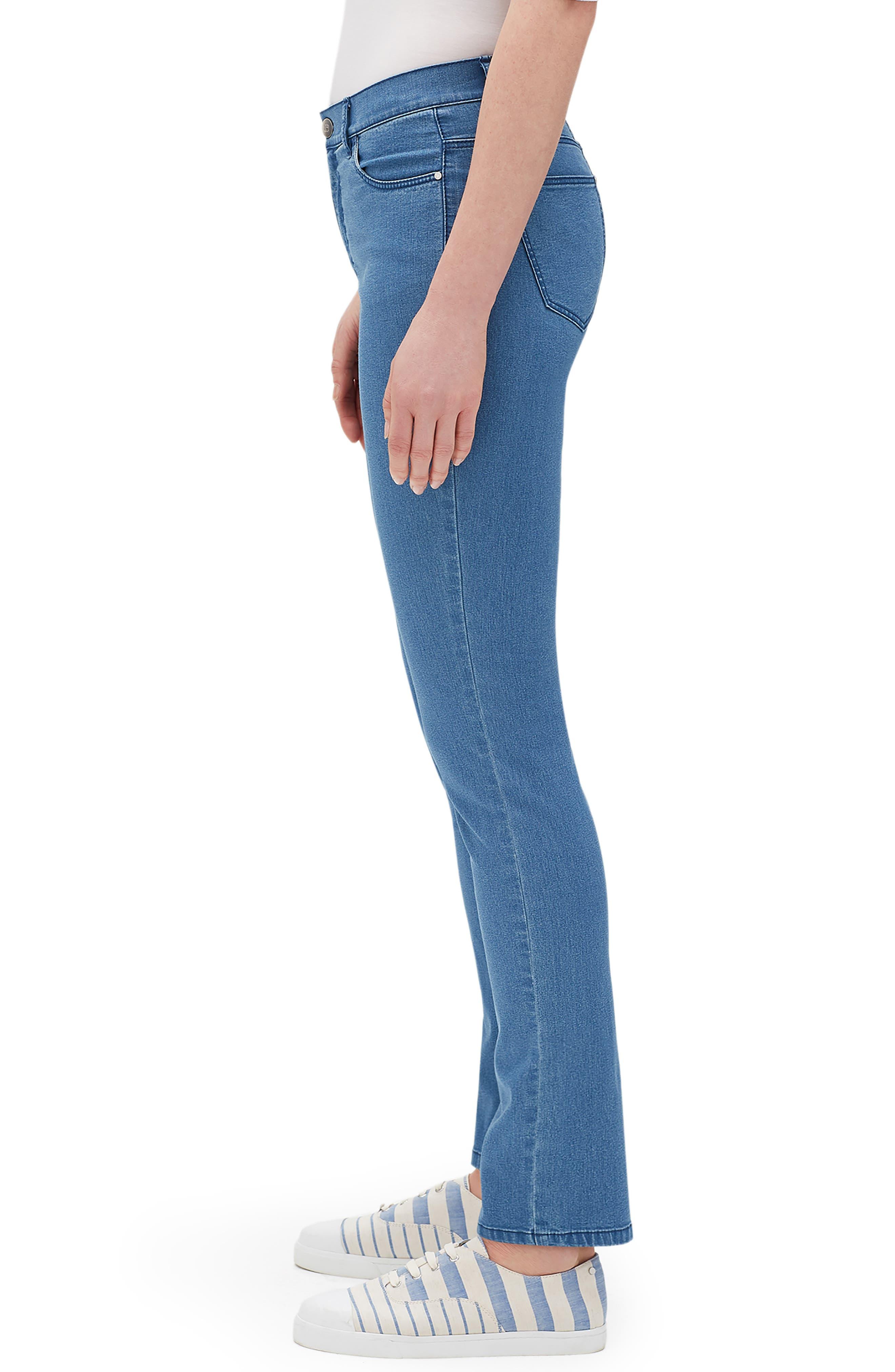'Primo Denim' Curvy Fit Slim Leg Jeans,                             Alternate thumbnail 16, color,
