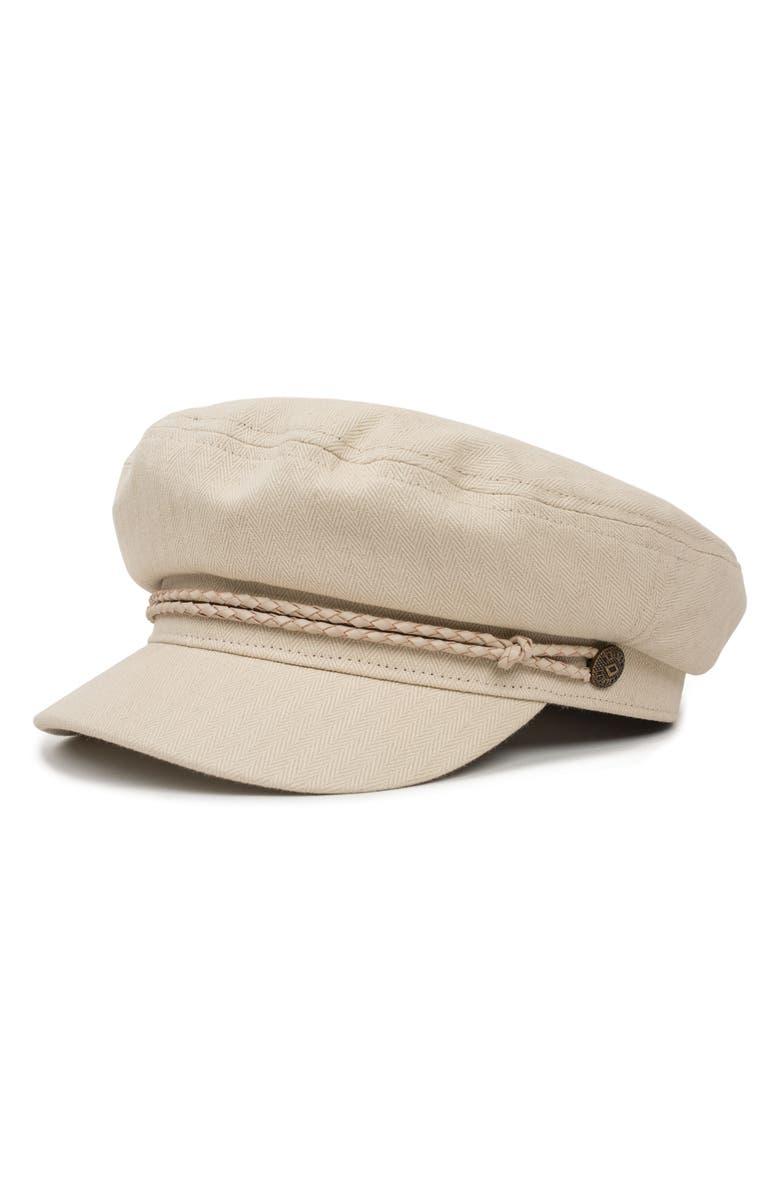 Brixton ASHLAND FISHERMAN CAP - IVORY