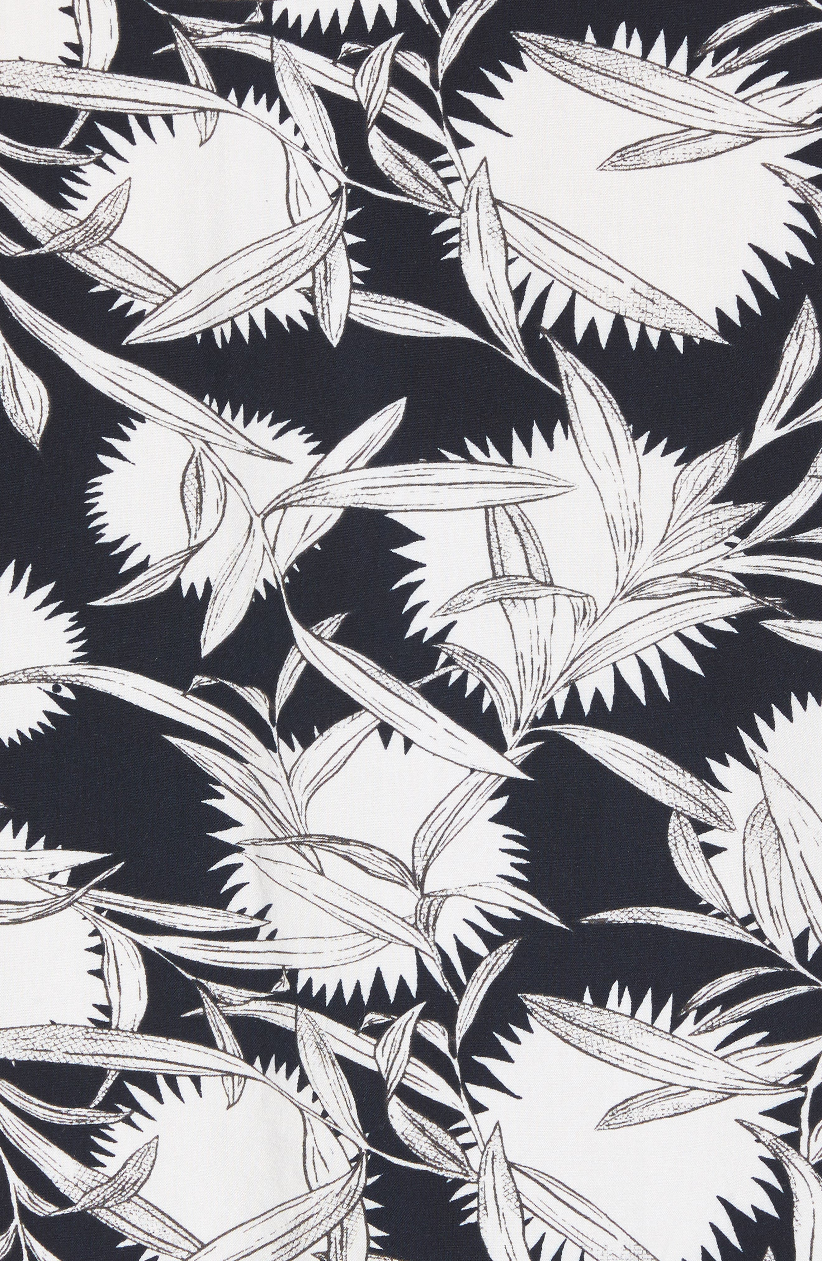 Print Woven Shirt,                             Alternate thumbnail 14, color,