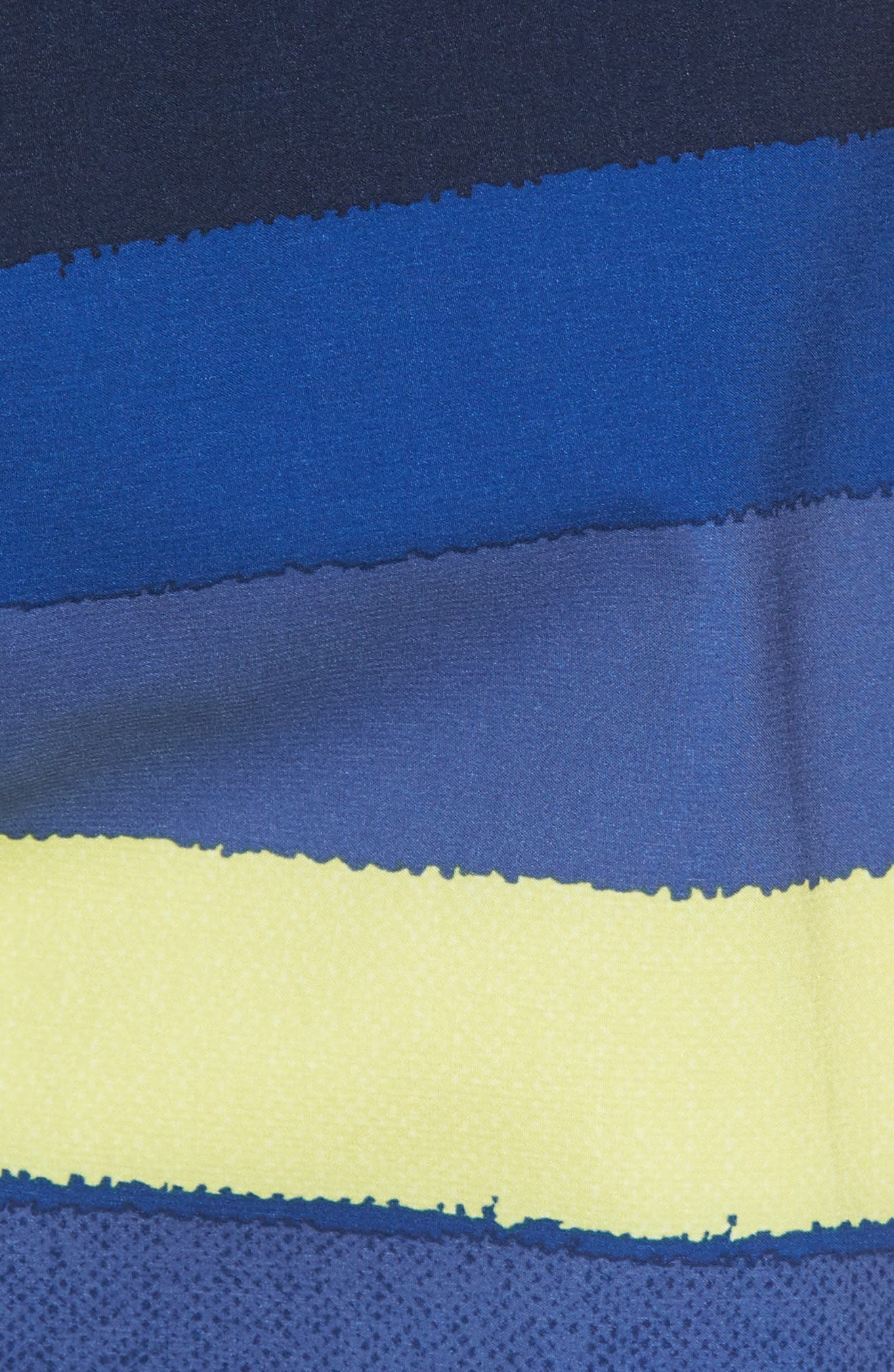 Lido Liney Mod Board Shorts,                             Alternate thumbnail 9, color,