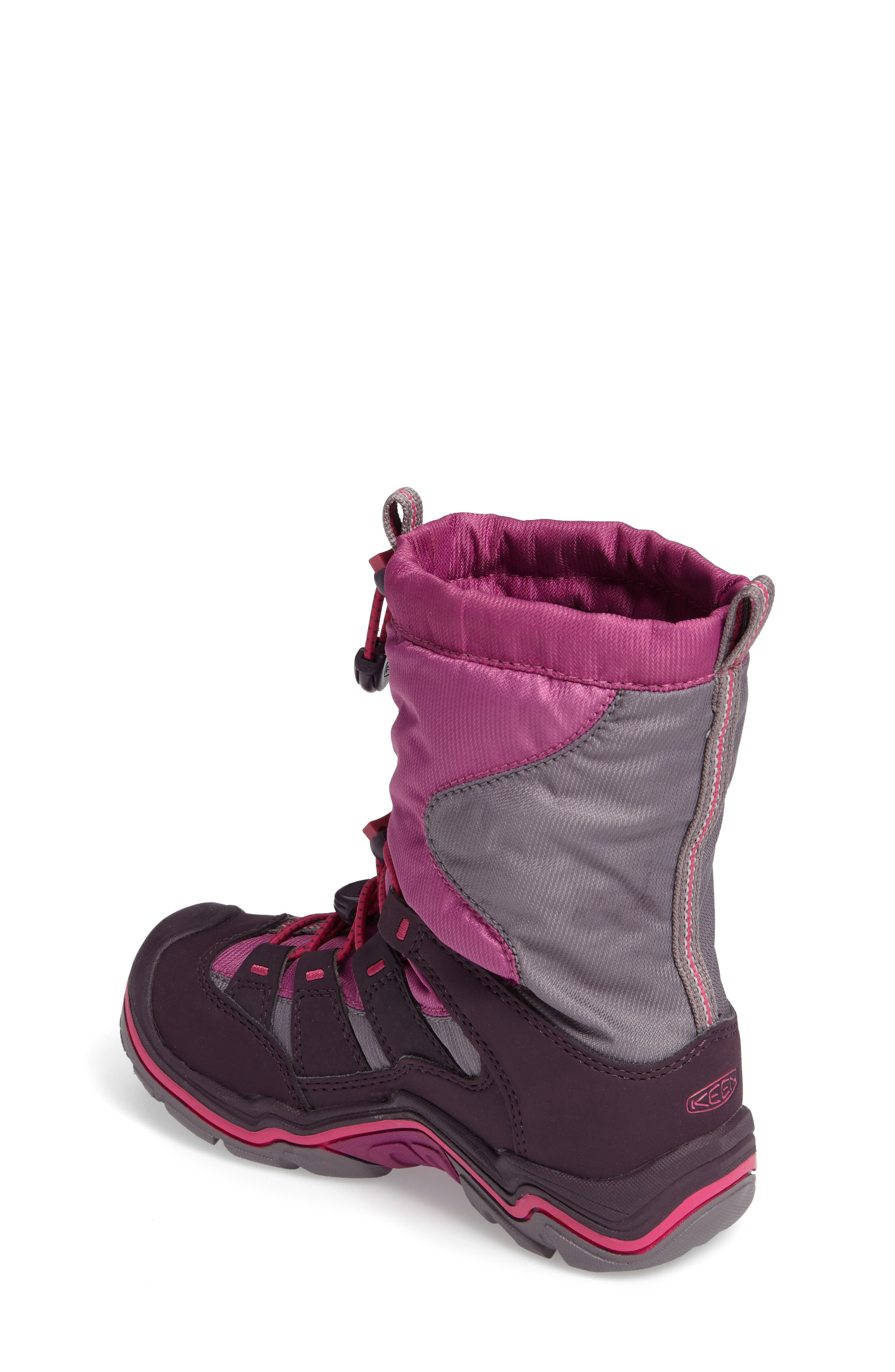 Winterport II Waterproof Boot,                             Alternate thumbnail 11, color,