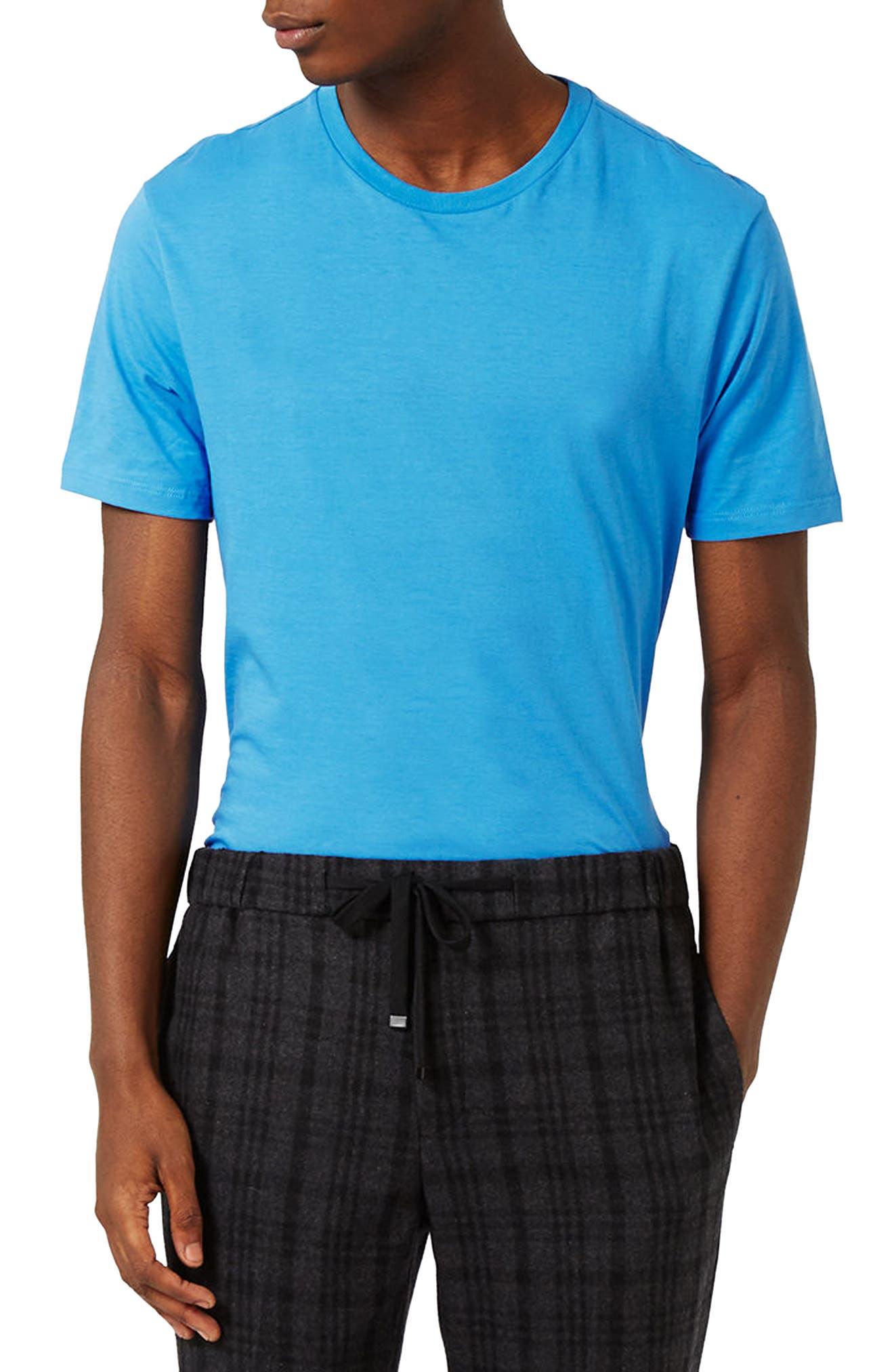 Slim Fit Crewneck T-Shirt,                             Main thumbnail 60, color,