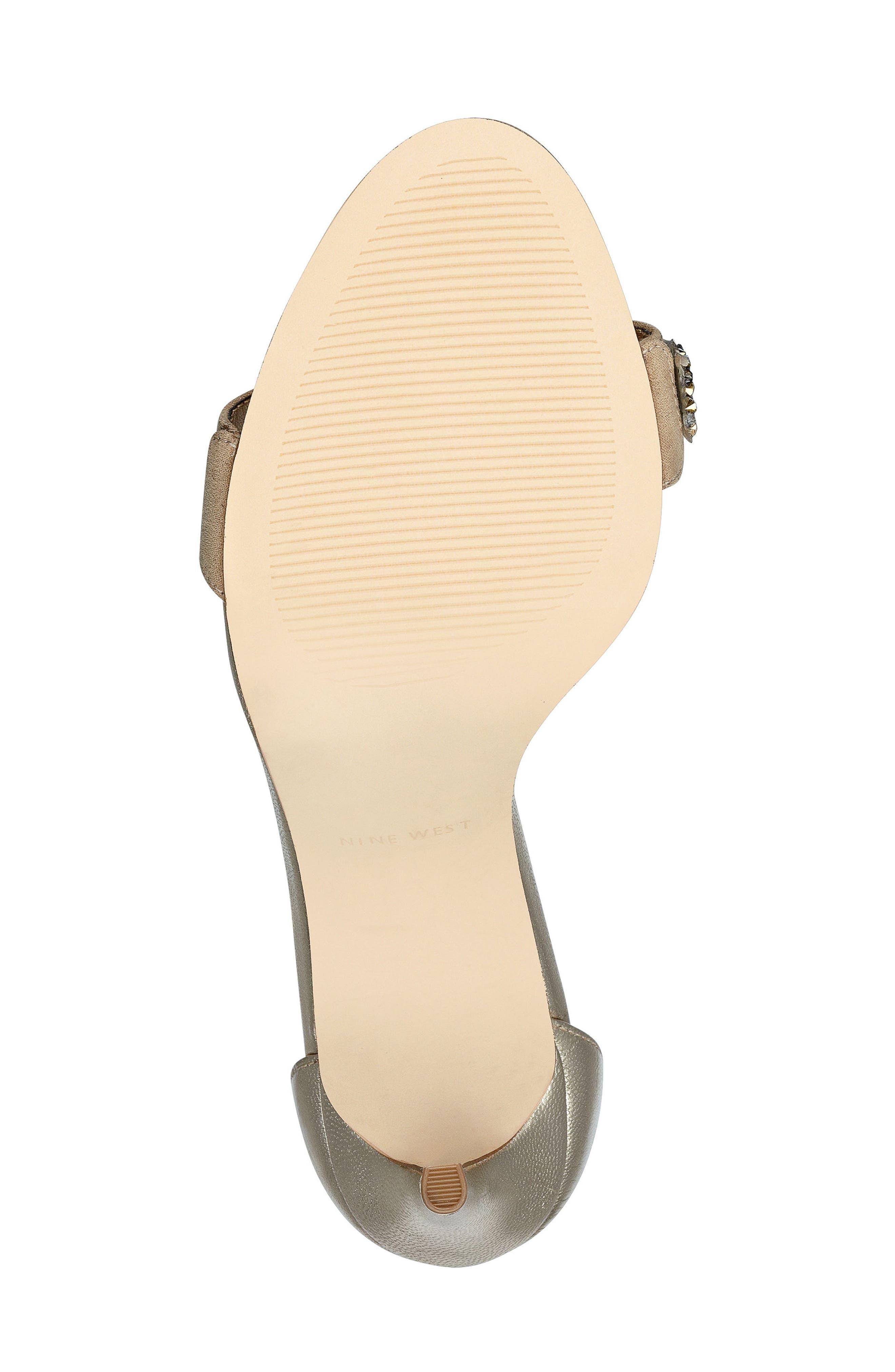 'Mana' Ankle Strap Sandal,                             Alternate thumbnail 23, color,