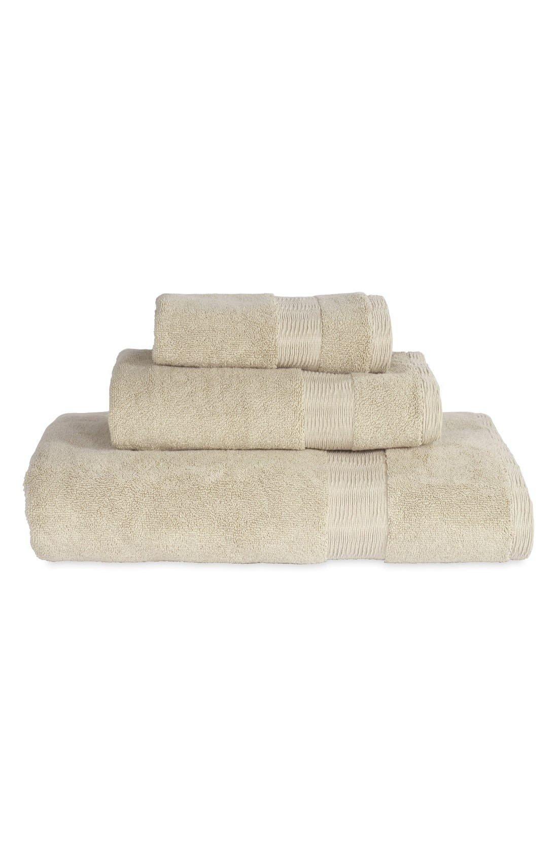 Mercer Wash Towel,                             Alternate thumbnail 3, color,                             STONE