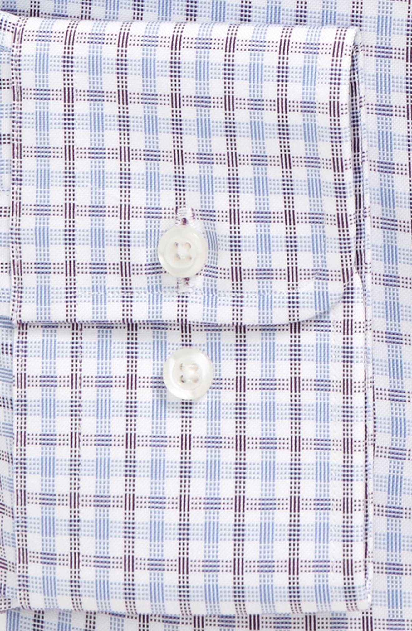 Regular Fit Check Dress Shirt,                             Alternate thumbnail 2, color,                             500