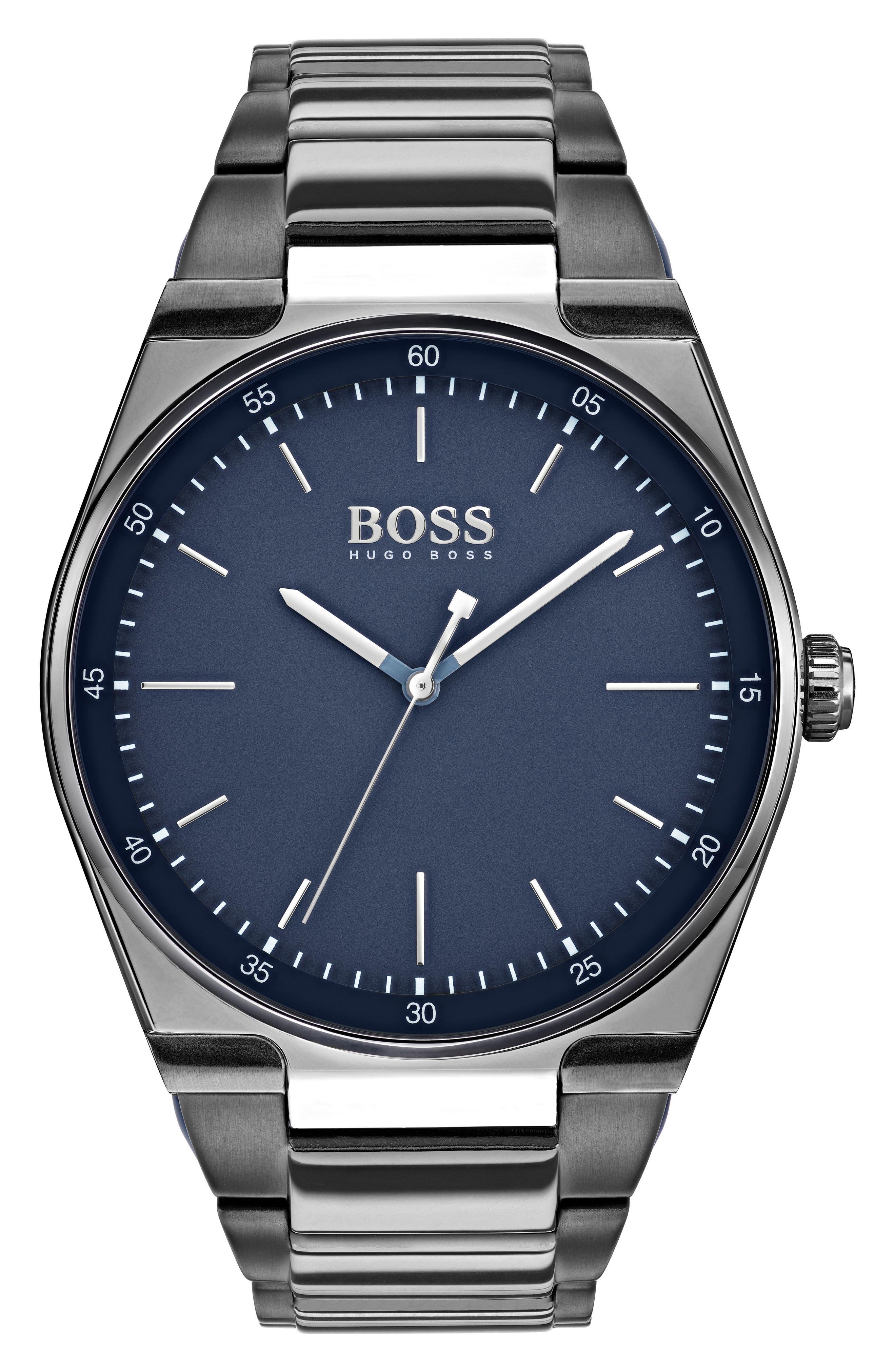 Magnitude Bracelet Watch, 42mm,                         Main,                         color, 040