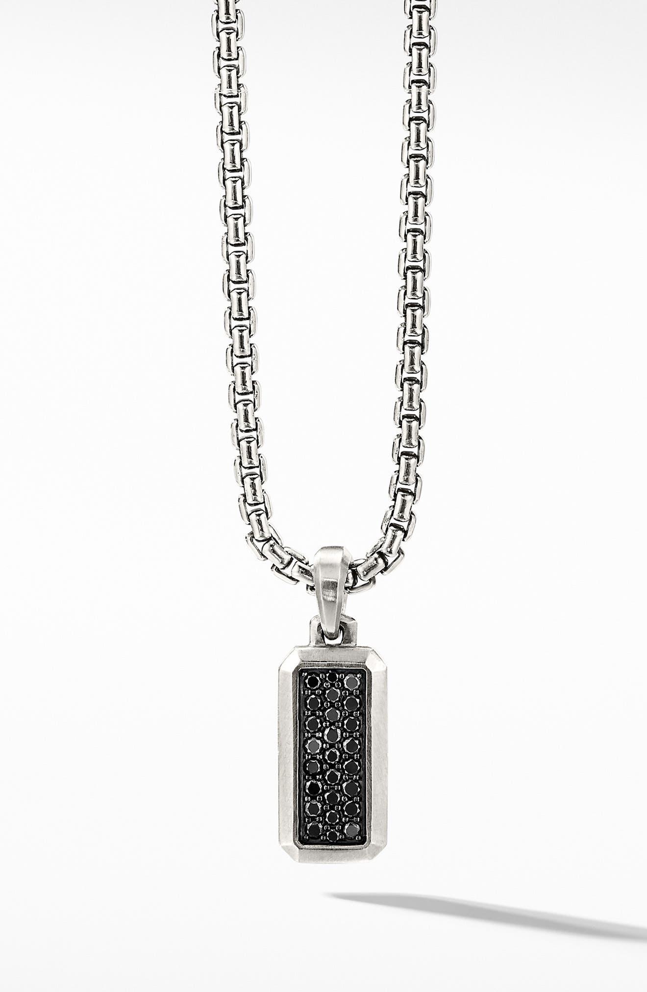 Streamline Amulet,                             Main thumbnail 1, color,                             BLACK DIAMOND