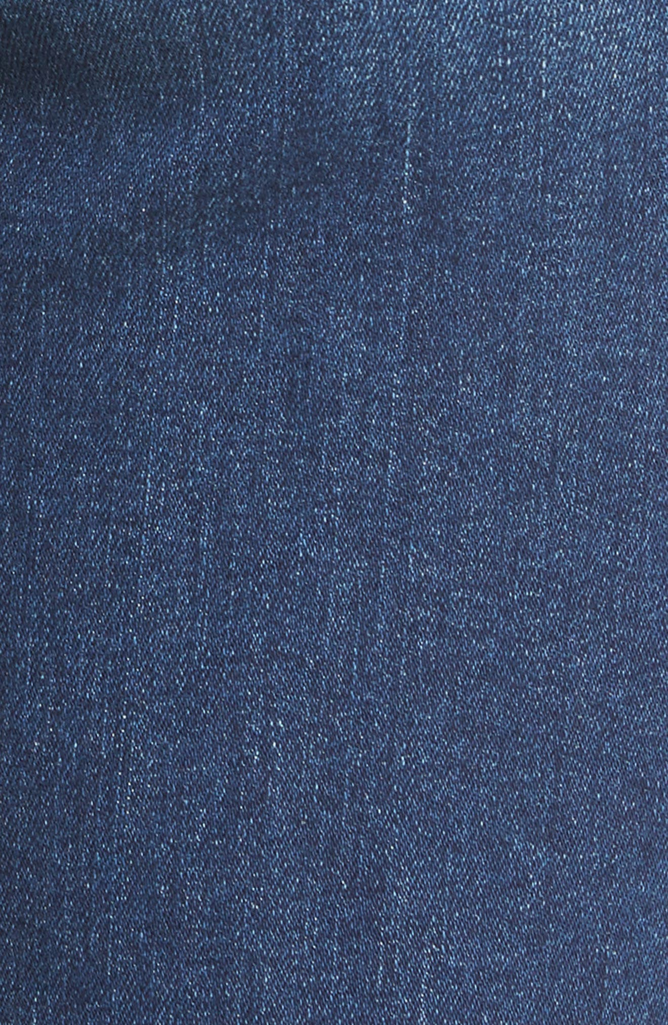 Skyline Skinny Jeans,                             Alternate thumbnail 6, color,                             400