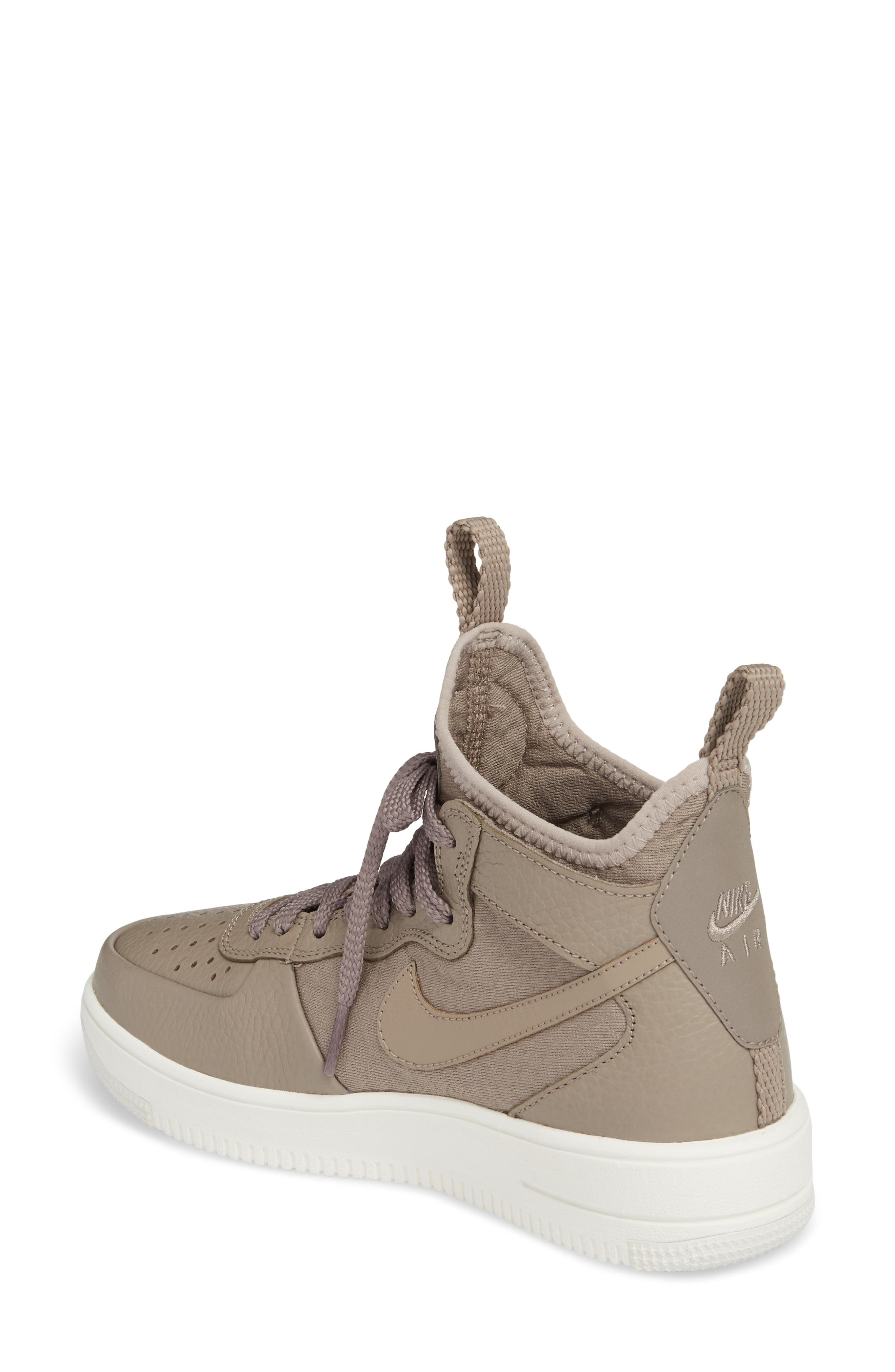 Air Force 1 Ultraforce Mid Sneaker,                             Alternate thumbnail 2, color,                             022