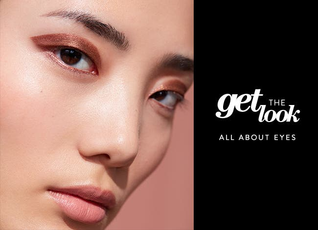 Get the Look: All About Eyes.