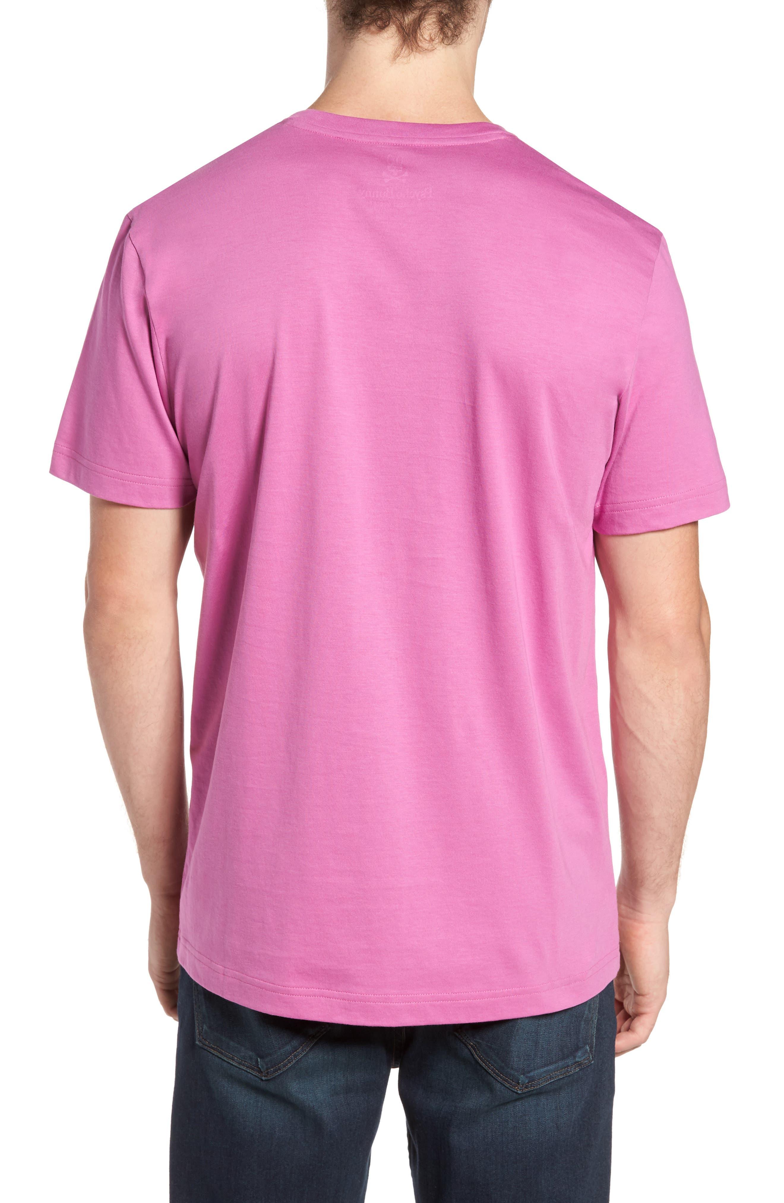 V-Neck T-Shirt,                             Alternate thumbnail 16, color,