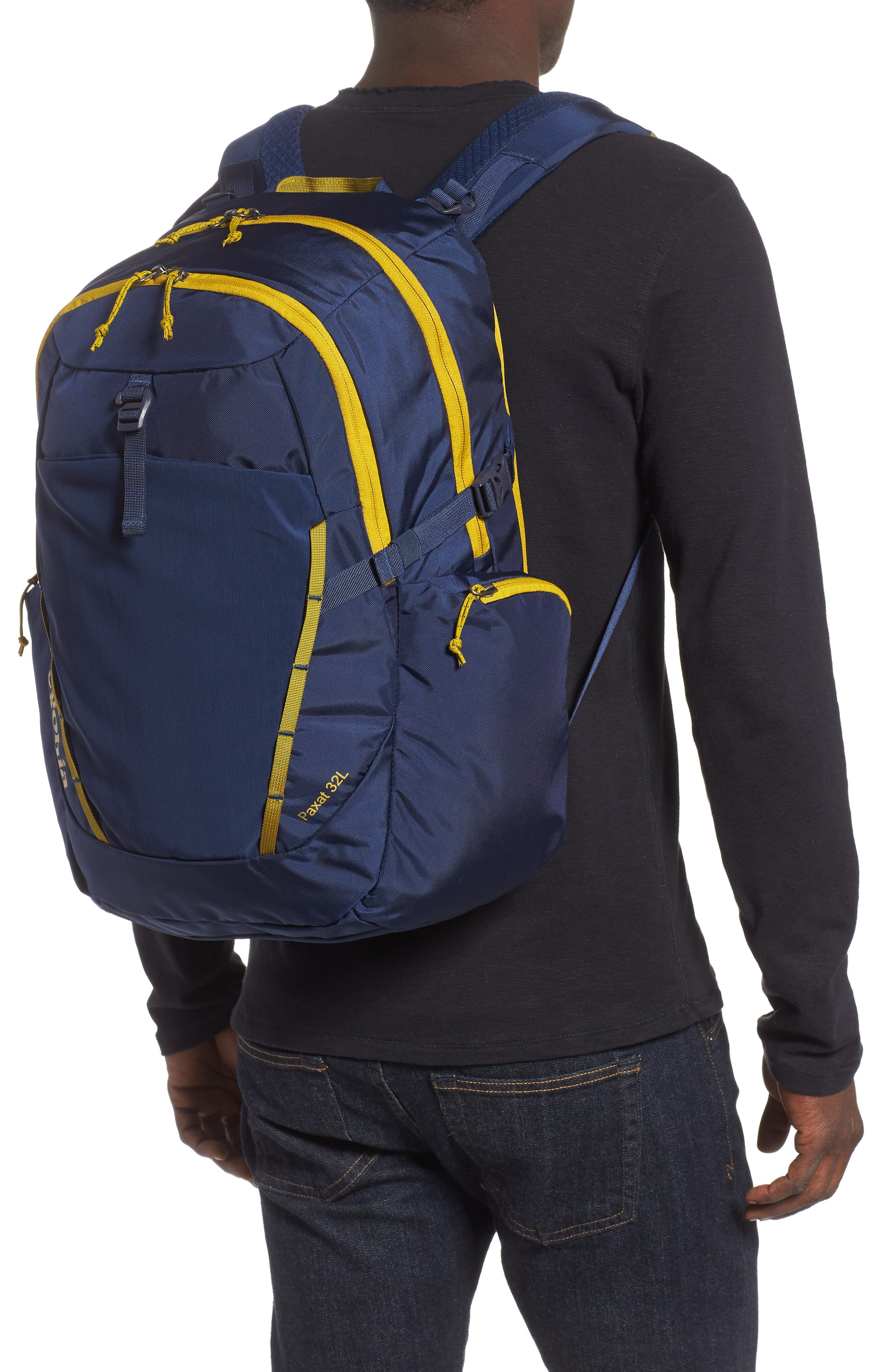 Paxat 32-Liter Backpack,                             Alternate thumbnail 2, color,                             CLASSIC NAVY