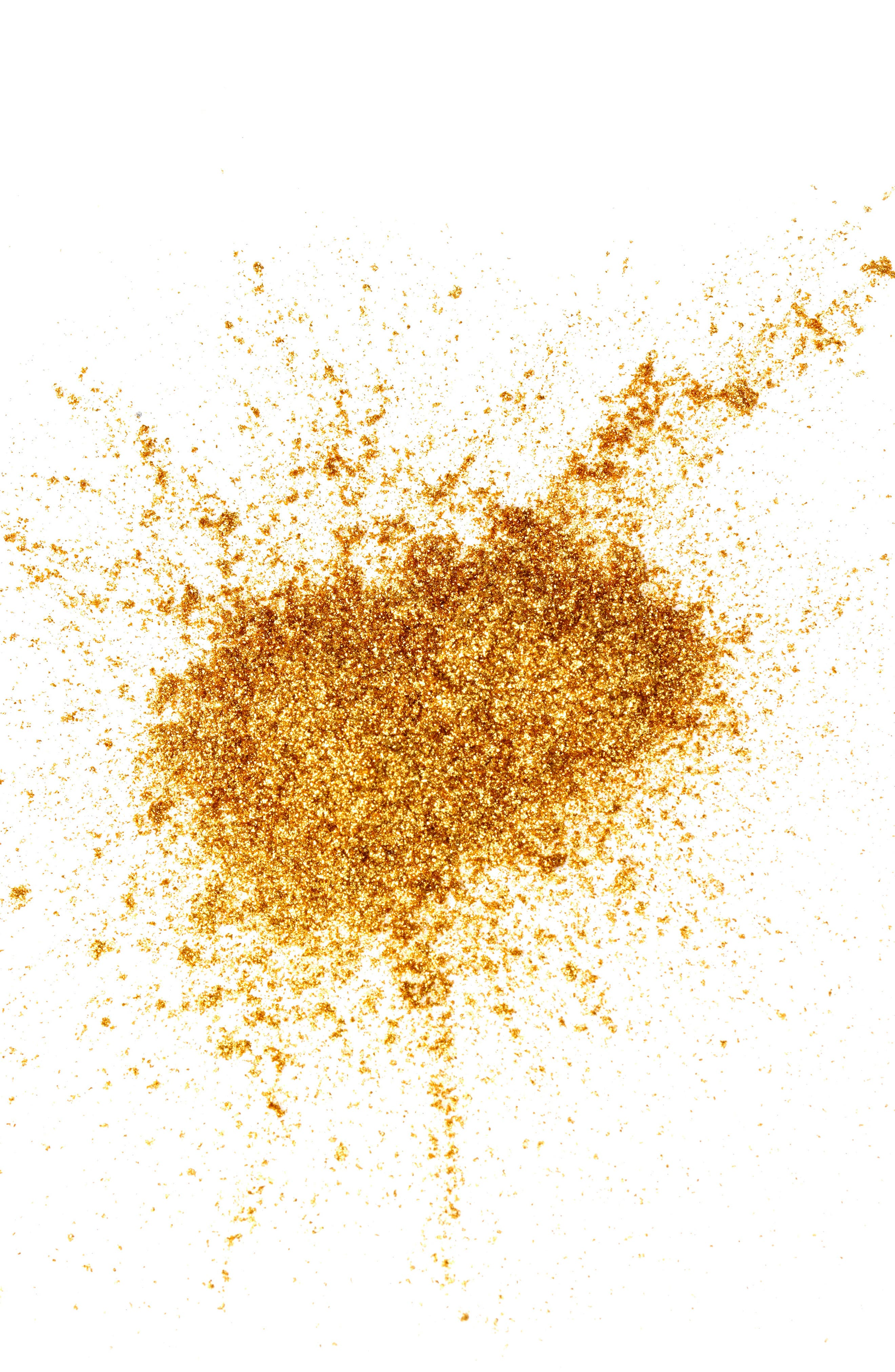 TOO FACED,                             Pure Gold Ultra-Fine Face & Body Glitter,                             Alternate thumbnail 3, color,                             710