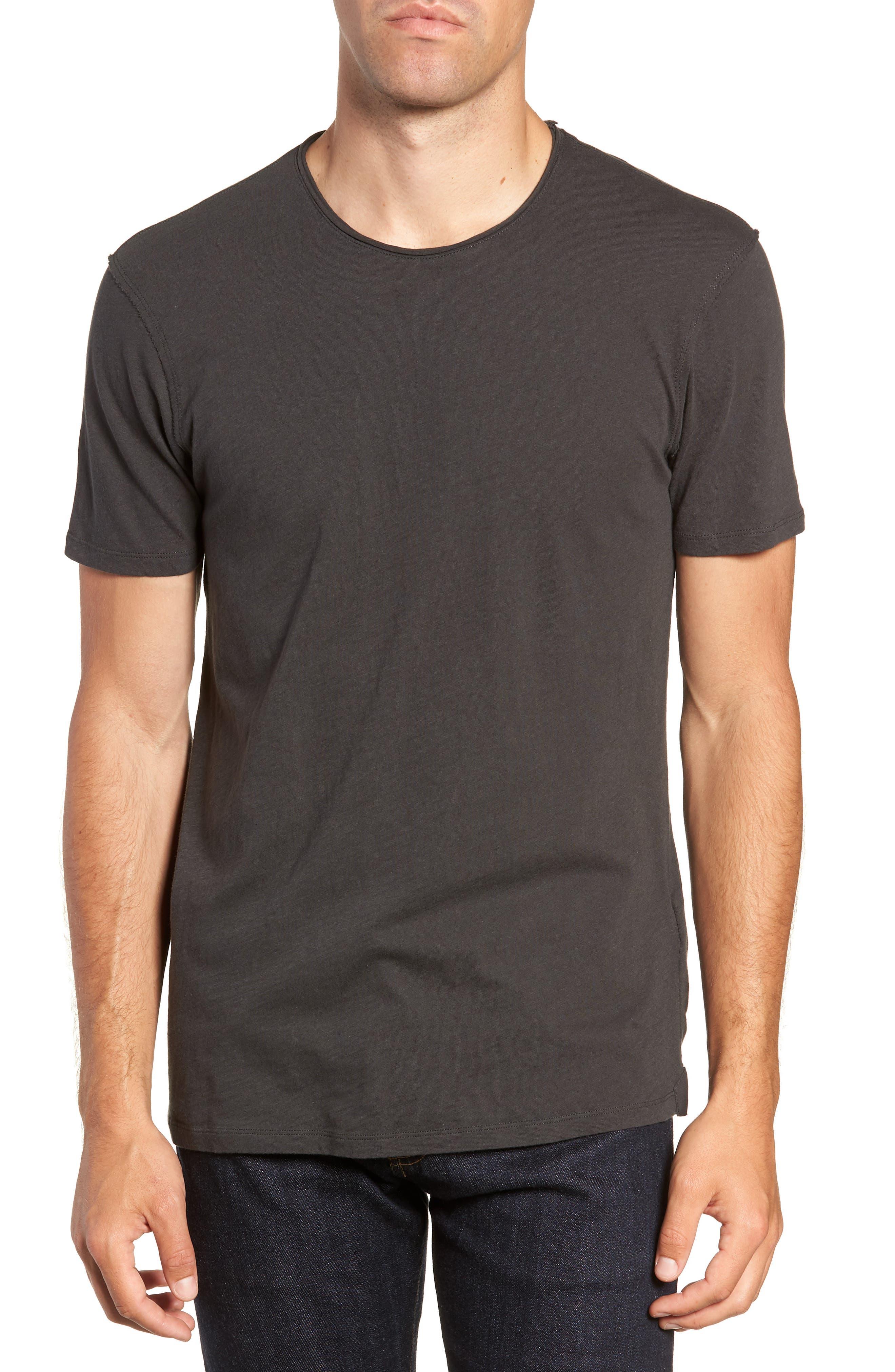 Slim Fit Crewneck T-Shirt,                             Main thumbnail 2, color,