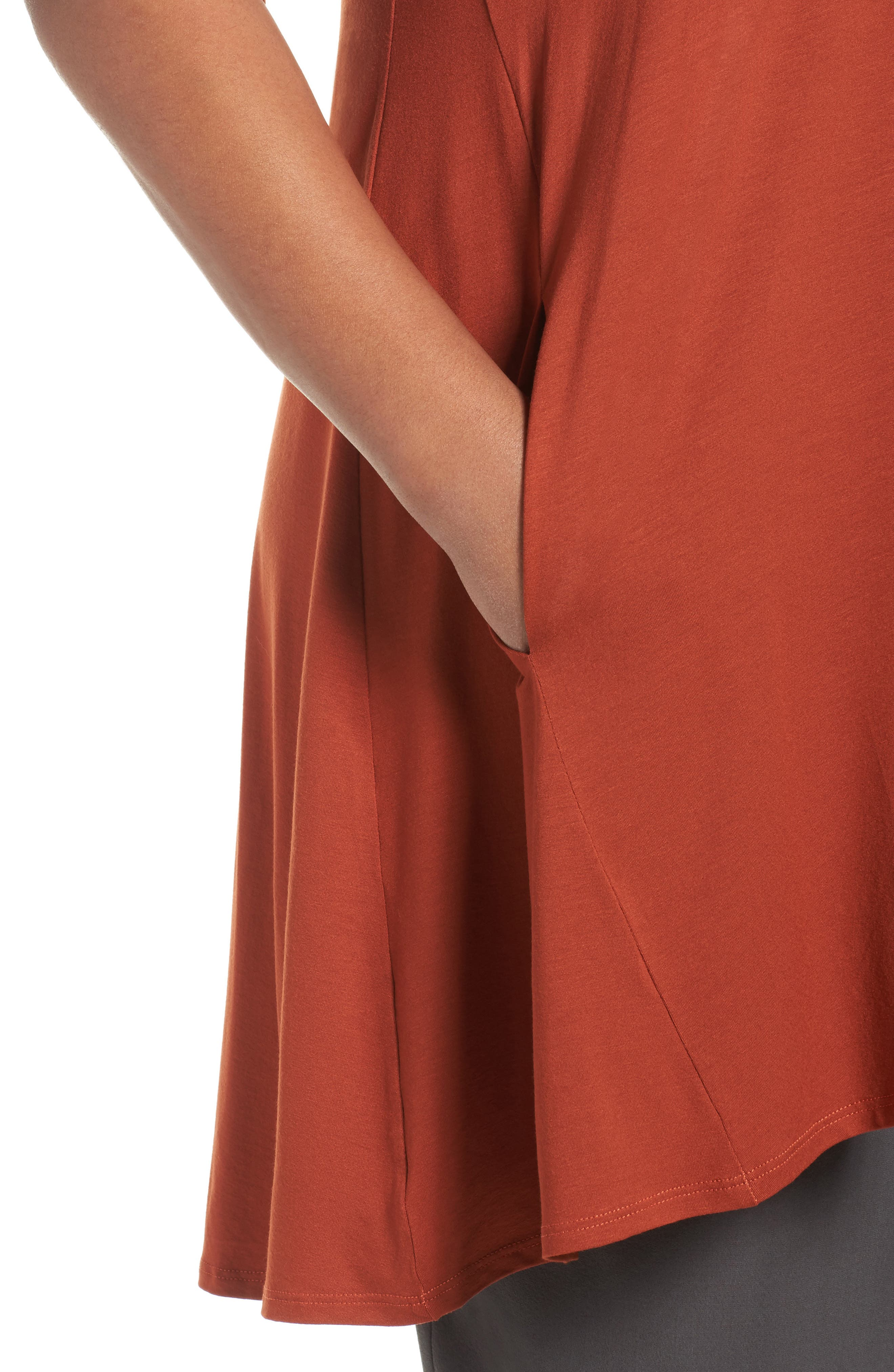 Jersey Tunic,                             Alternate thumbnail 16, color,