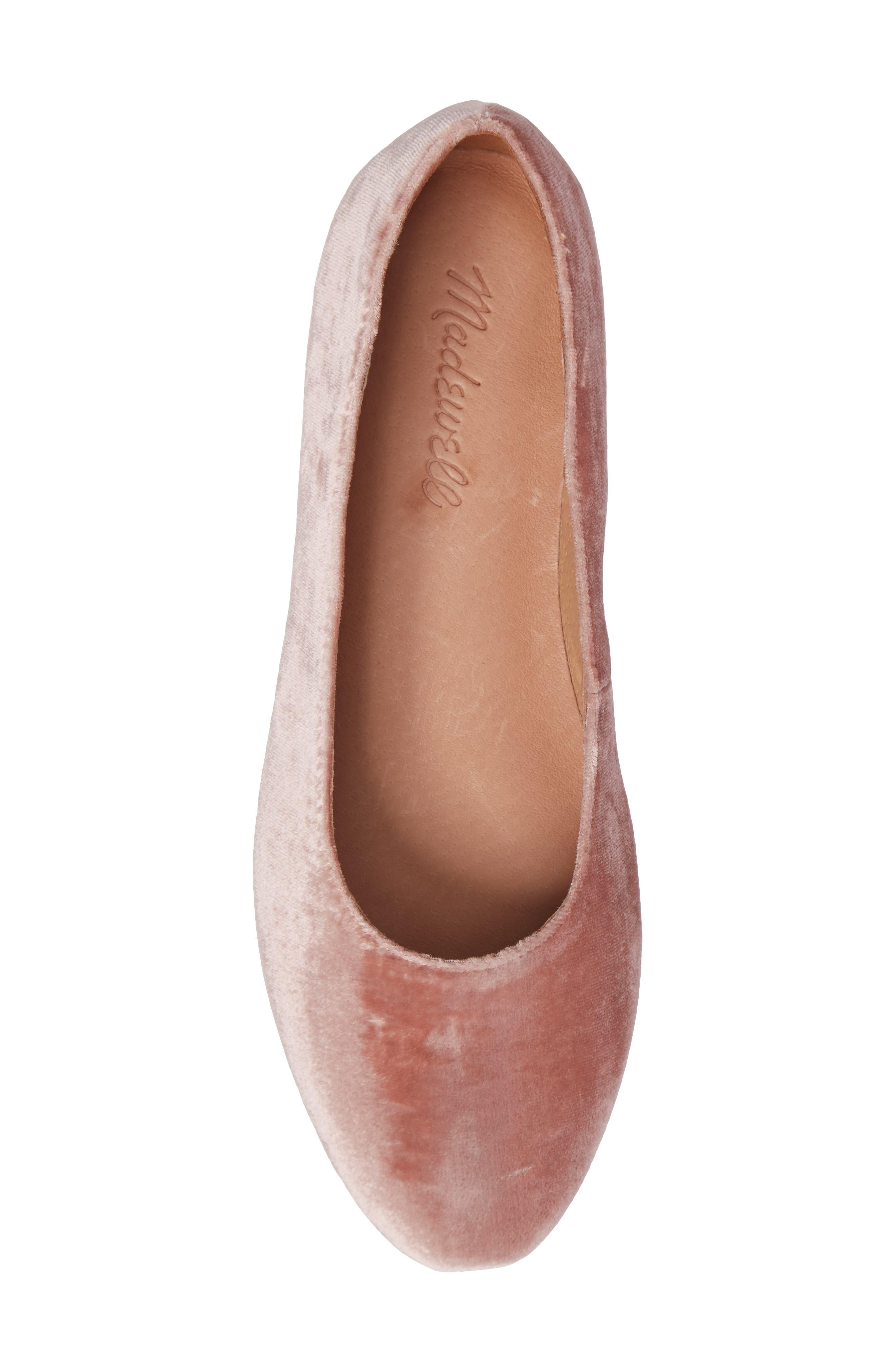 Leia Ballet Flat,                             Alternate thumbnail 14, color,