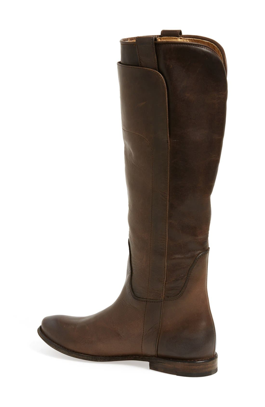 'Paige' Tall Riding Boot,                             Alternate thumbnail 2, color,                             020
