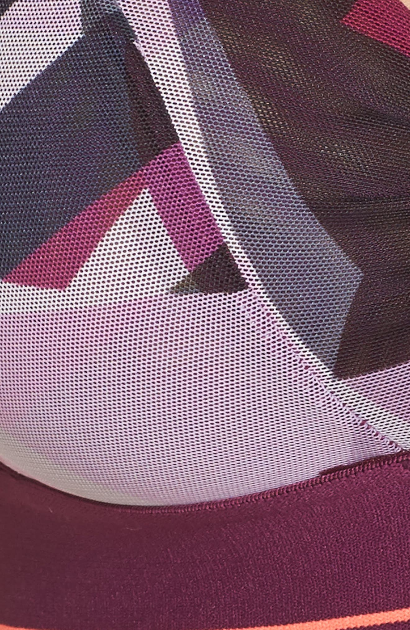Twist Bralette,                             Alternate thumbnail 6, color,                             PLUM