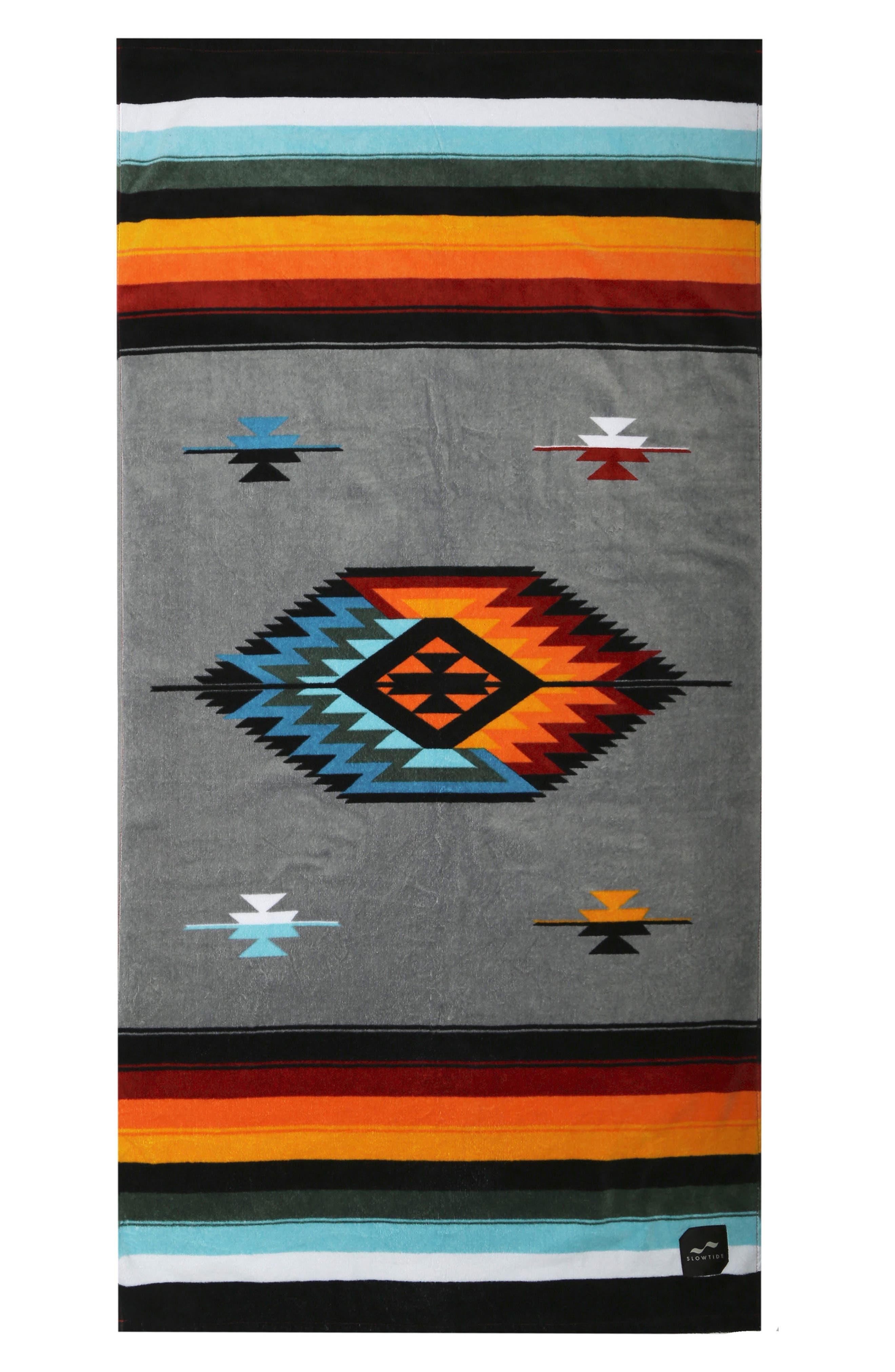 Valen Beach Towel,                         Main,                         color, 020