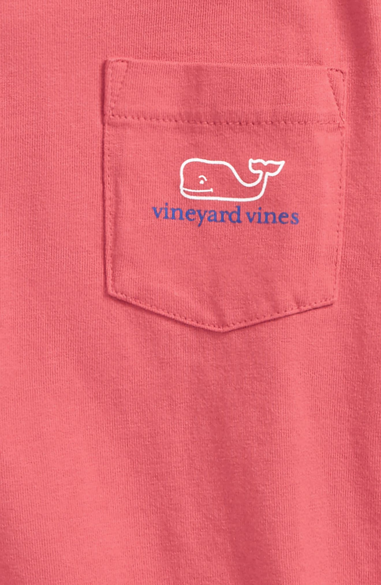 Two-Tone Whale Hooded T-Shirt,                             Alternate thumbnail 9, color,
