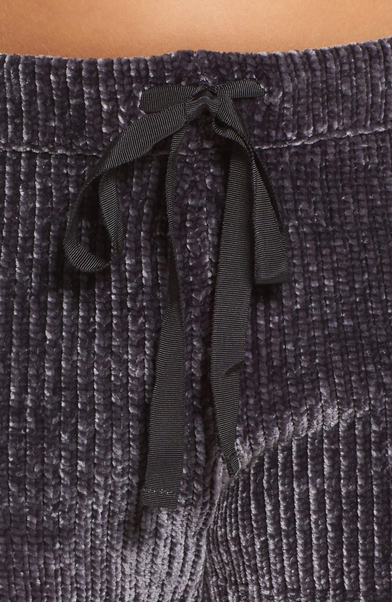 Chenille Shorts,                             Alternate thumbnail 7, color,