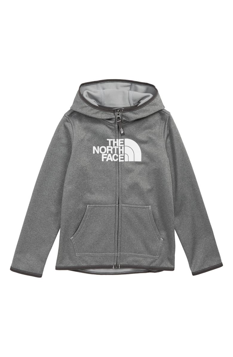 4b16fa980 The North Face Surgent Full Zip Hoodie (Toddler Boys   Little Boys ...