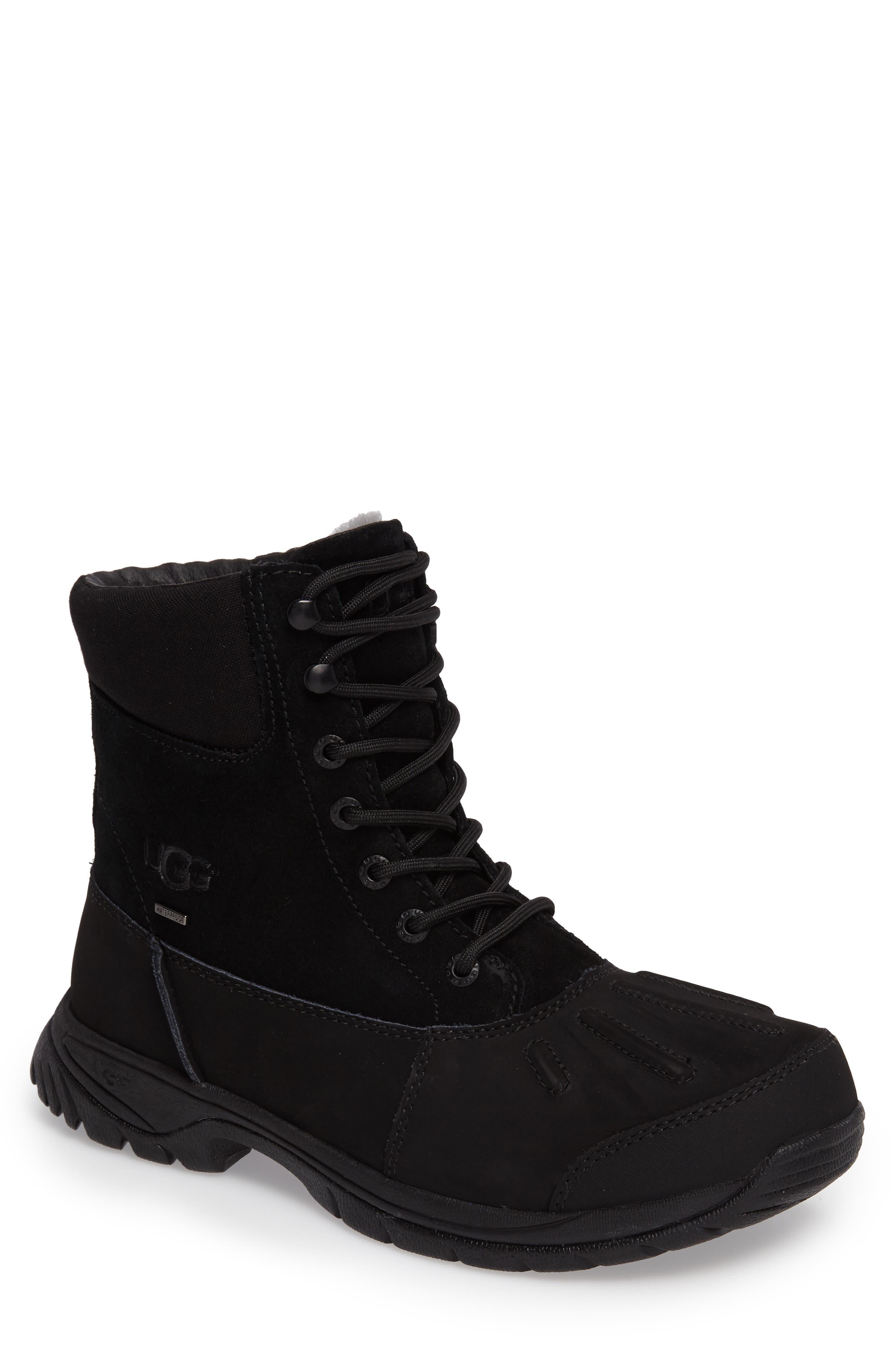'Metcalf' Snow Boot, Main, color, 001