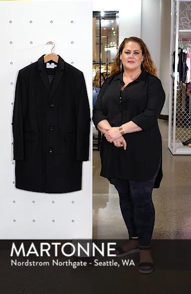 Wool Blend Overcoat, sales video thumbnail