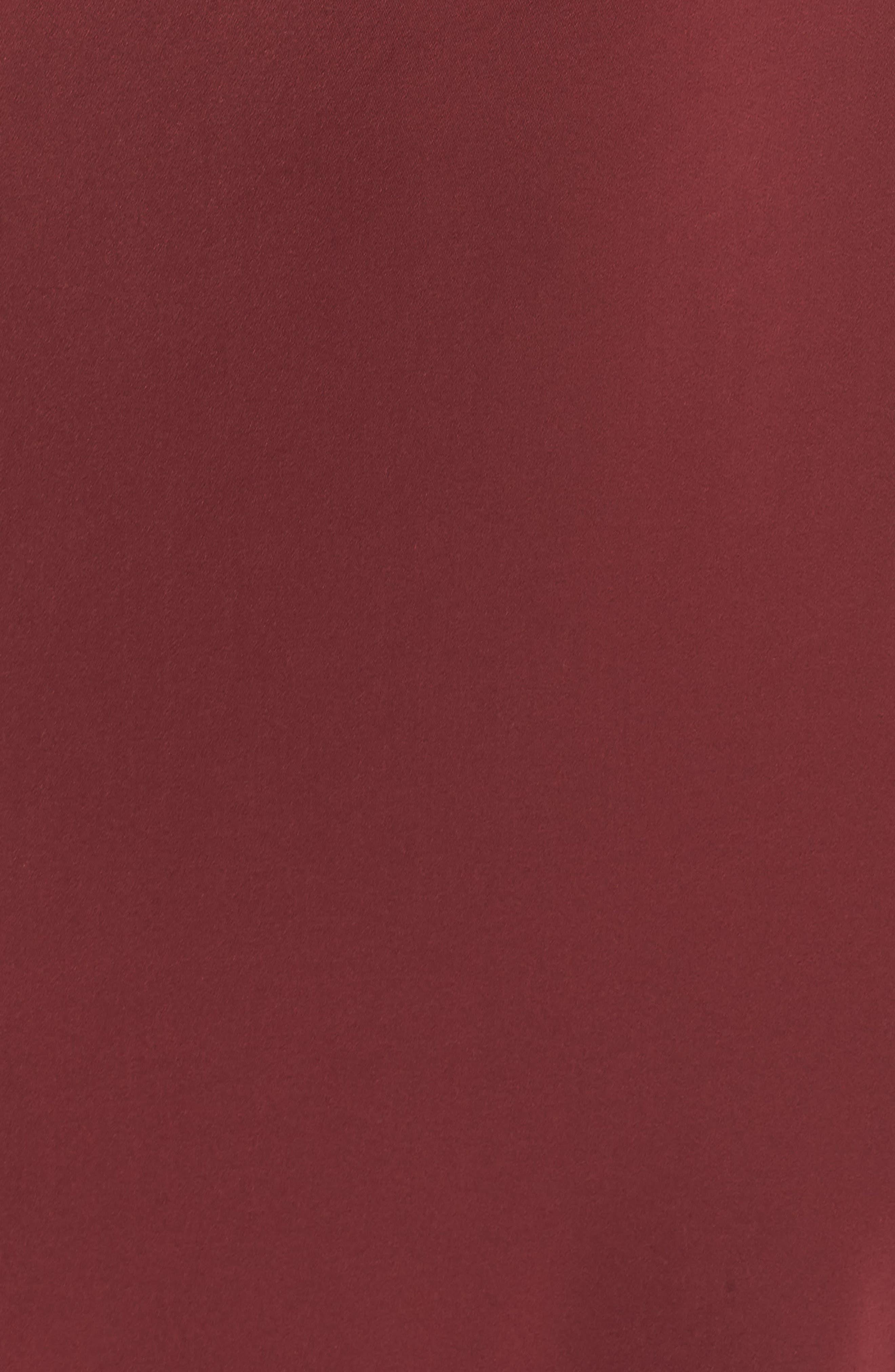 Jelina One-Shoulder Gown,                             Alternate thumbnail 5, color,                             600