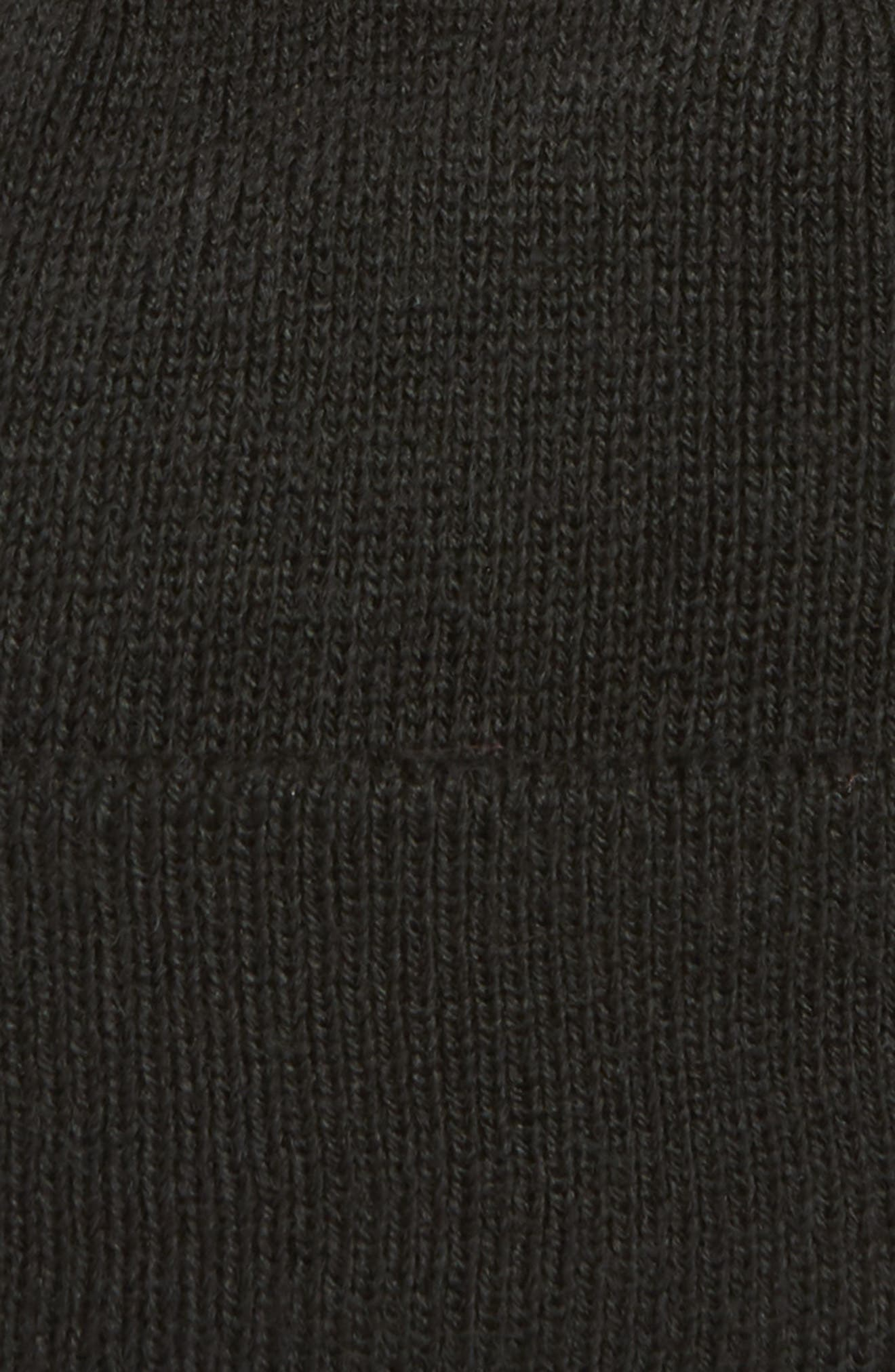 Everyday Watch Beanie,                             Alternate thumbnail 2, color,                             BLACK