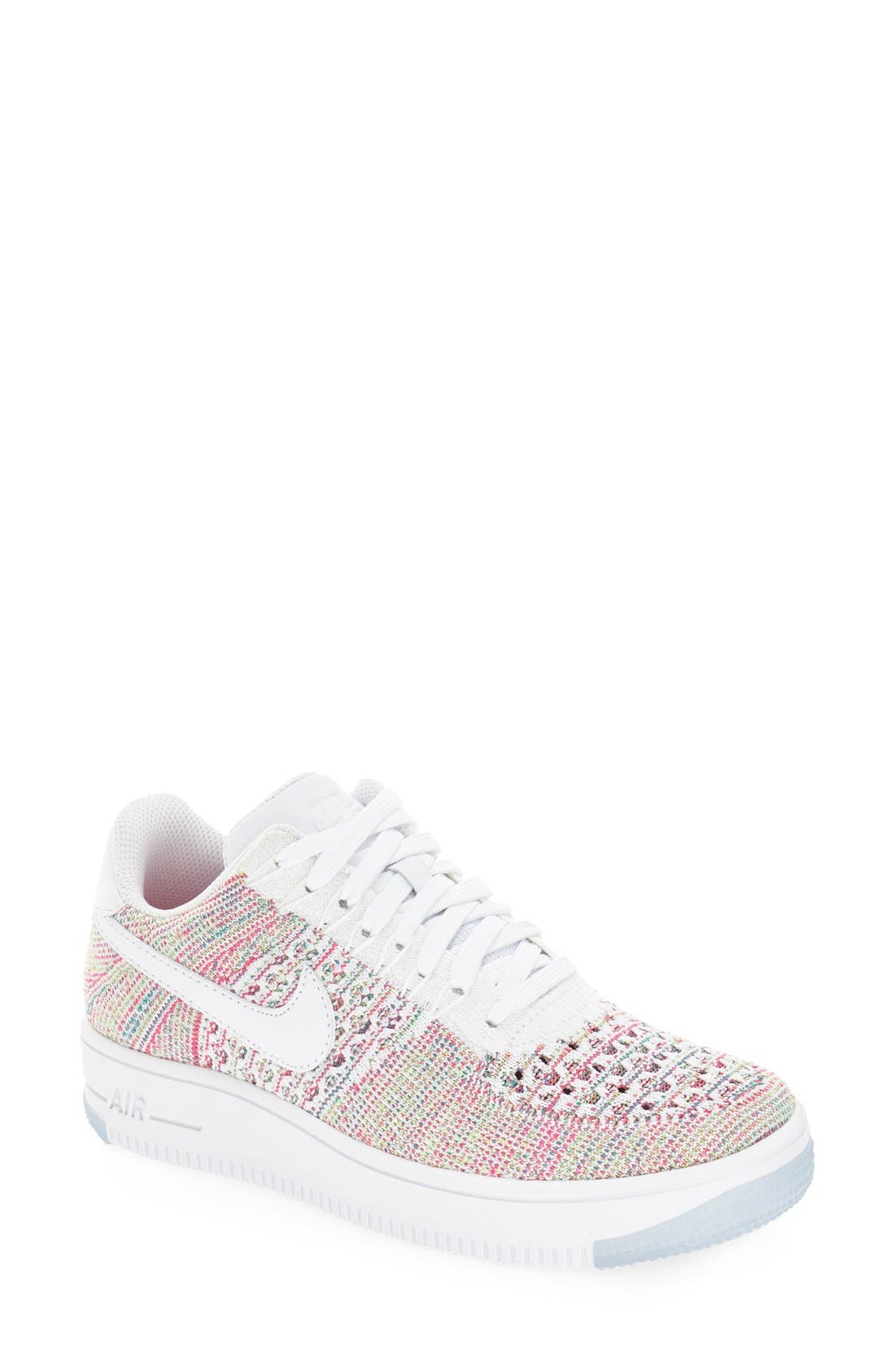 'Air Force 1 Flyknit Low' Sneaker,                             Main thumbnail 7, color,