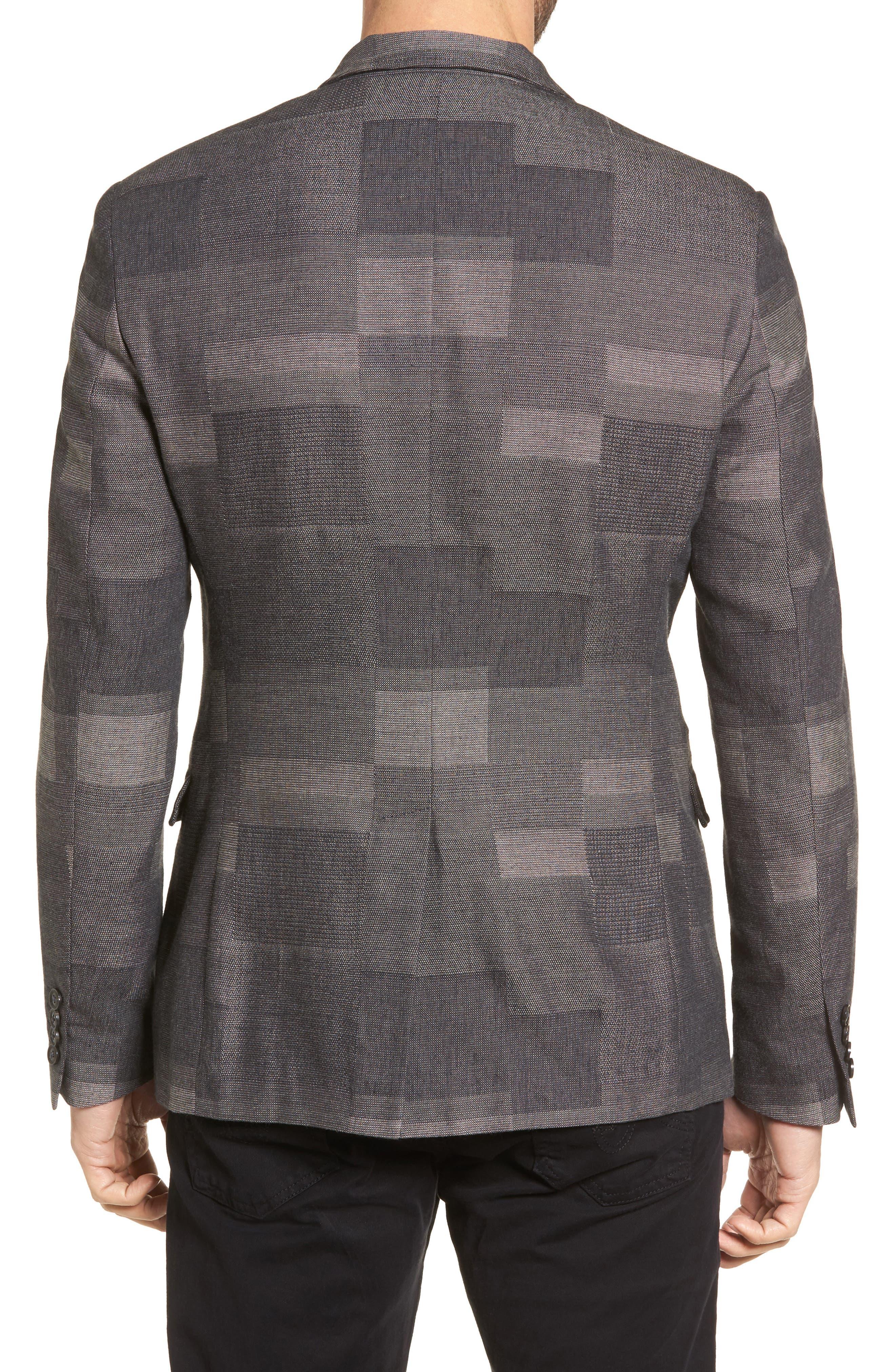 Cotton & Linen Sport Coat,                             Alternate thumbnail 2, color,                             039