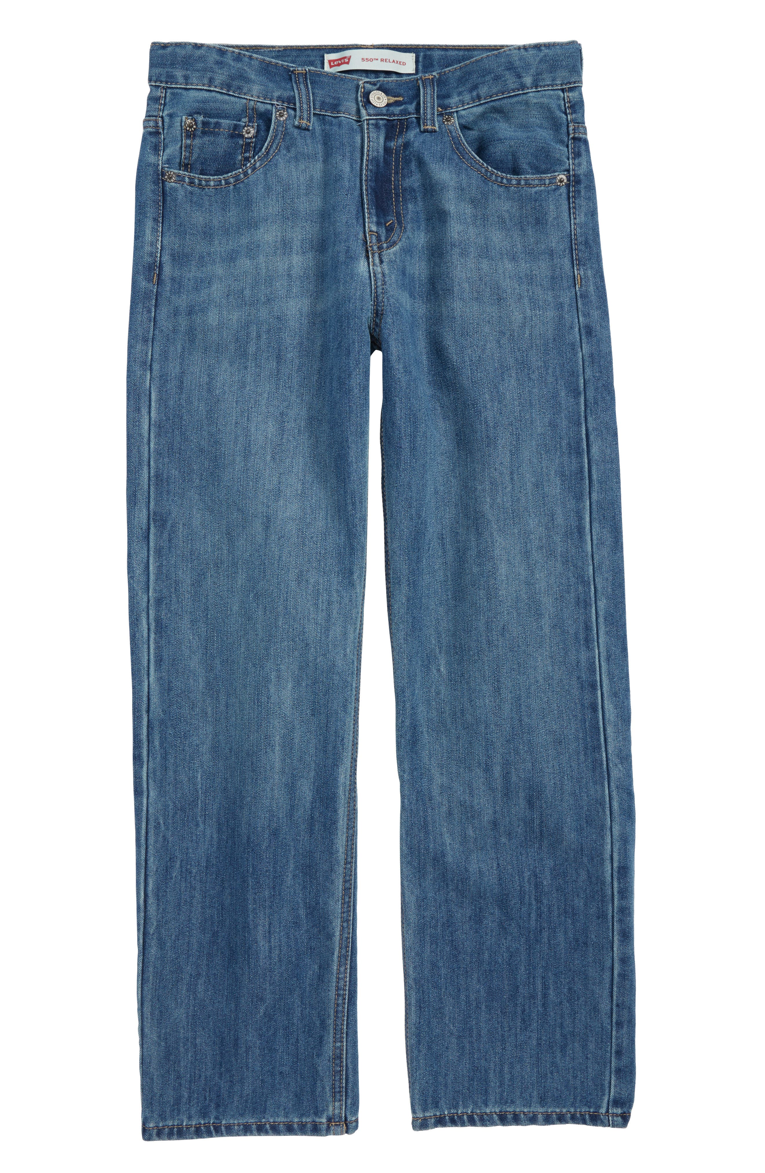 550<sup>™</sup> Relaxed Fit Jeans,                         Main,                         color, 426