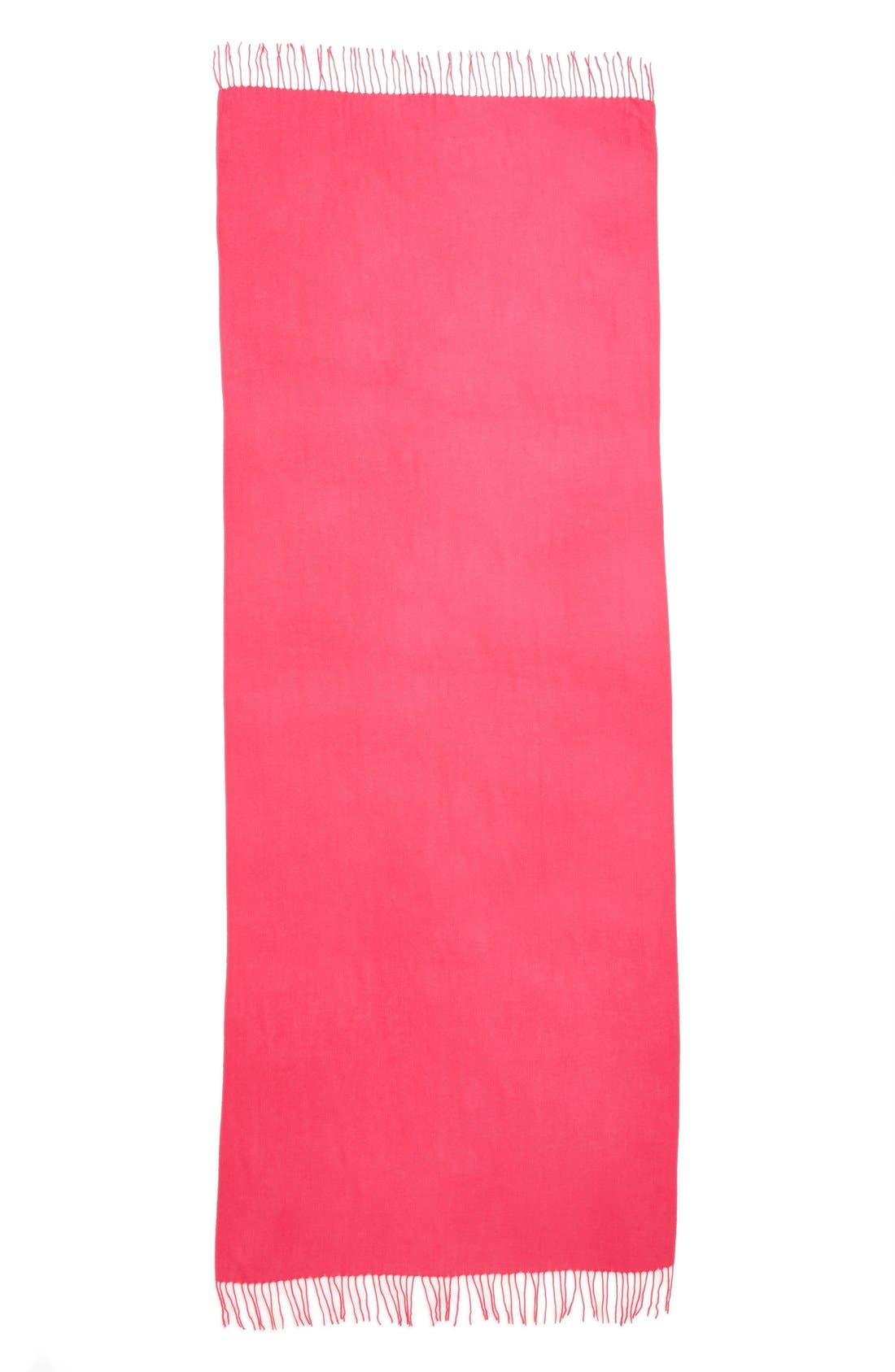 Tissue Weight Wool & Cashmere Scarf,                             Alternate thumbnail 136, color,