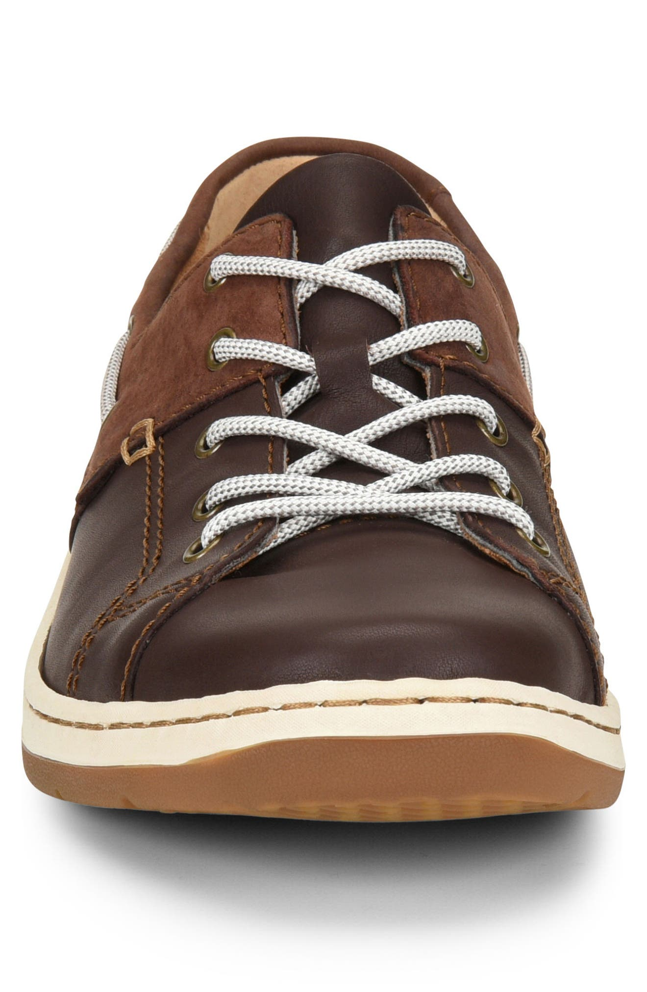 Marius Boat Shoe Sneaker,                             Alternate thumbnail 4, color,                             205