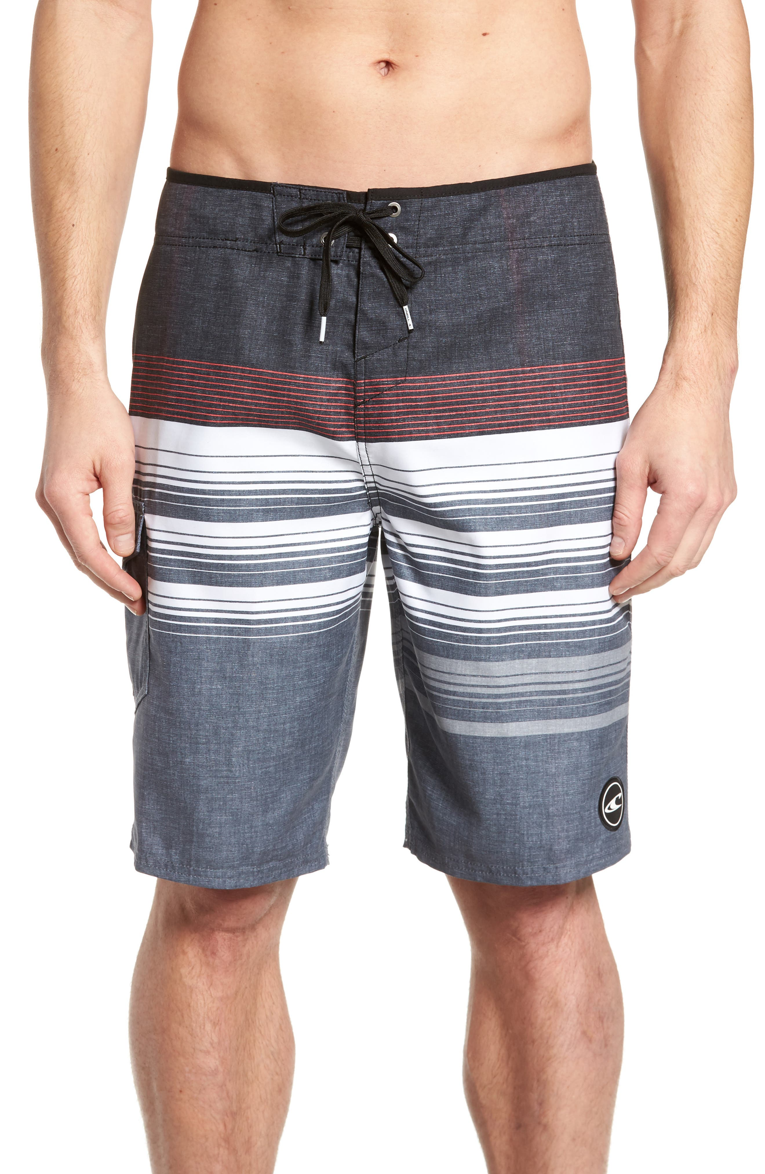 Lennox Board Shorts,                             Main thumbnail 1, color,                             020