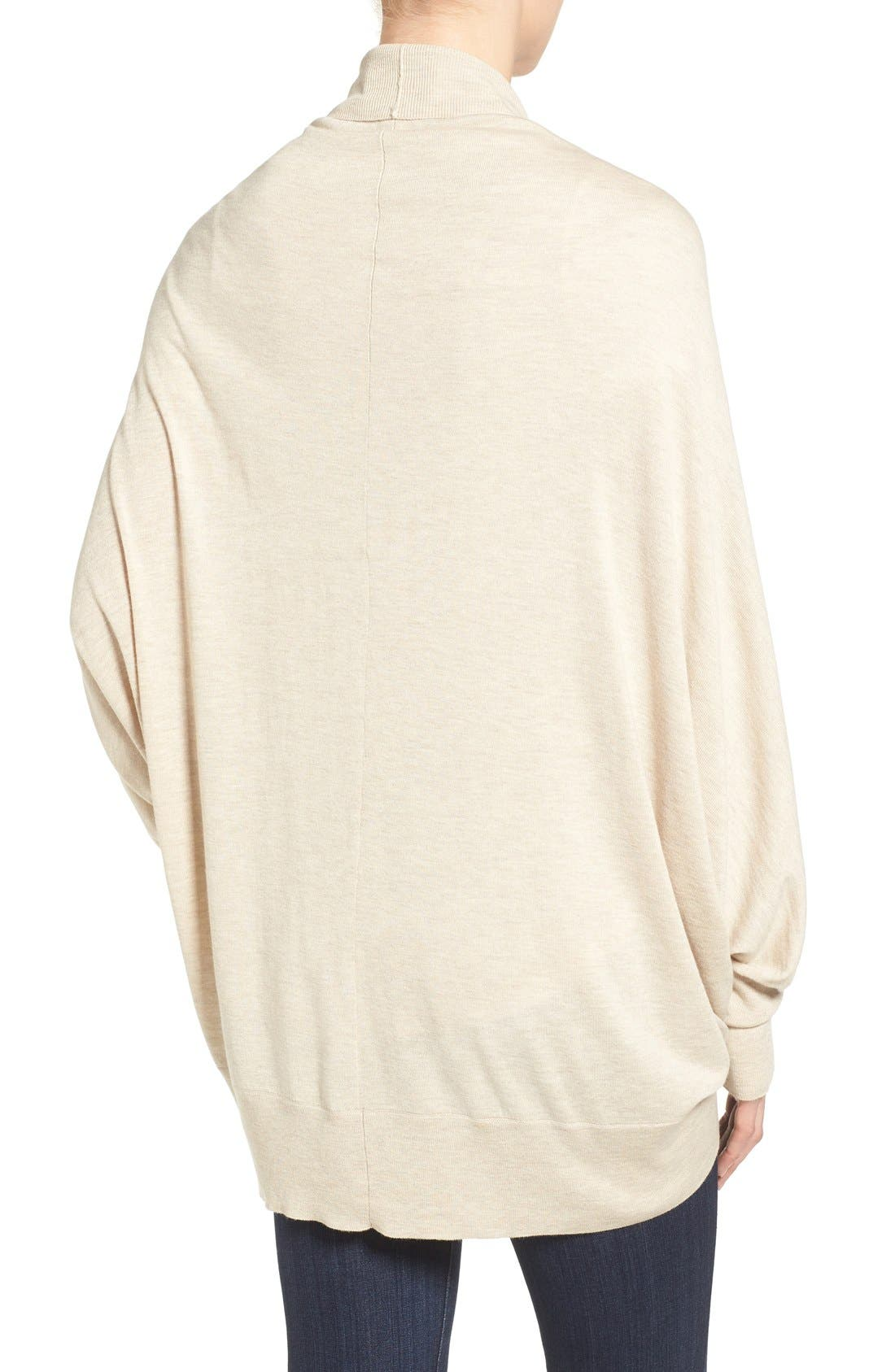 Knit Cocoon Cardigan,                             Alternate thumbnail 17, color,