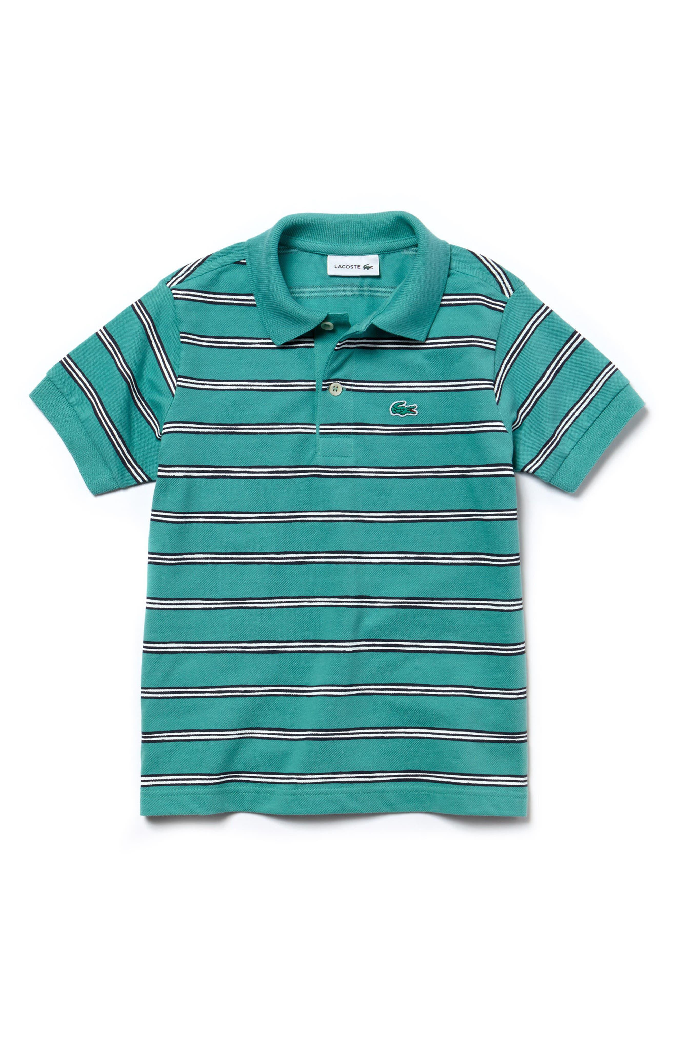 Stripe Polo,                         Main,                         color, 300