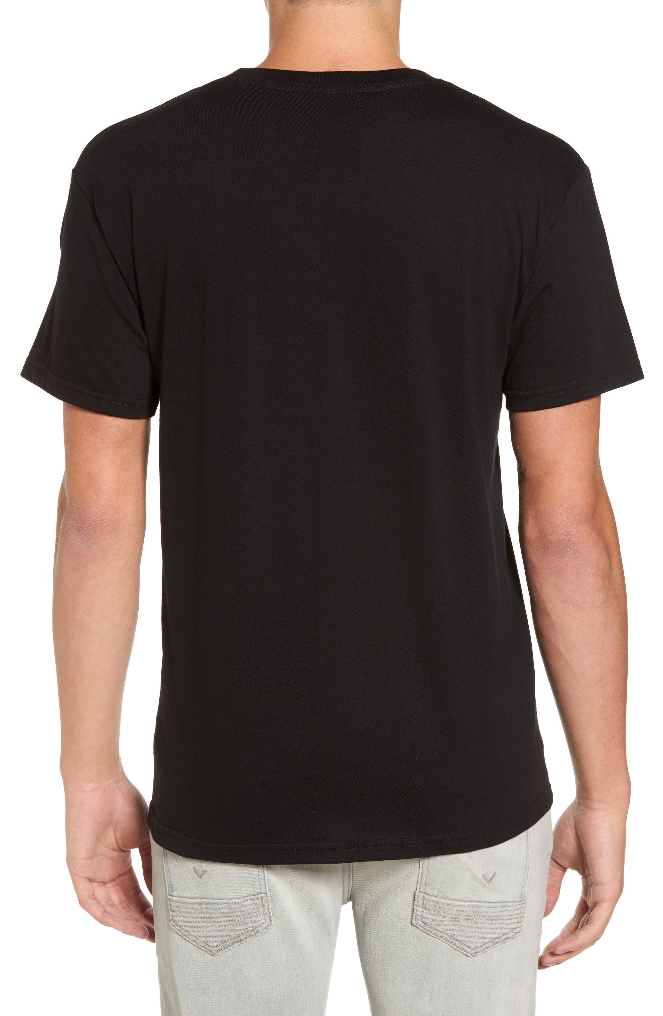 Ranger Graphic T-Shirt,                             Alternate thumbnail 2, color,                             001