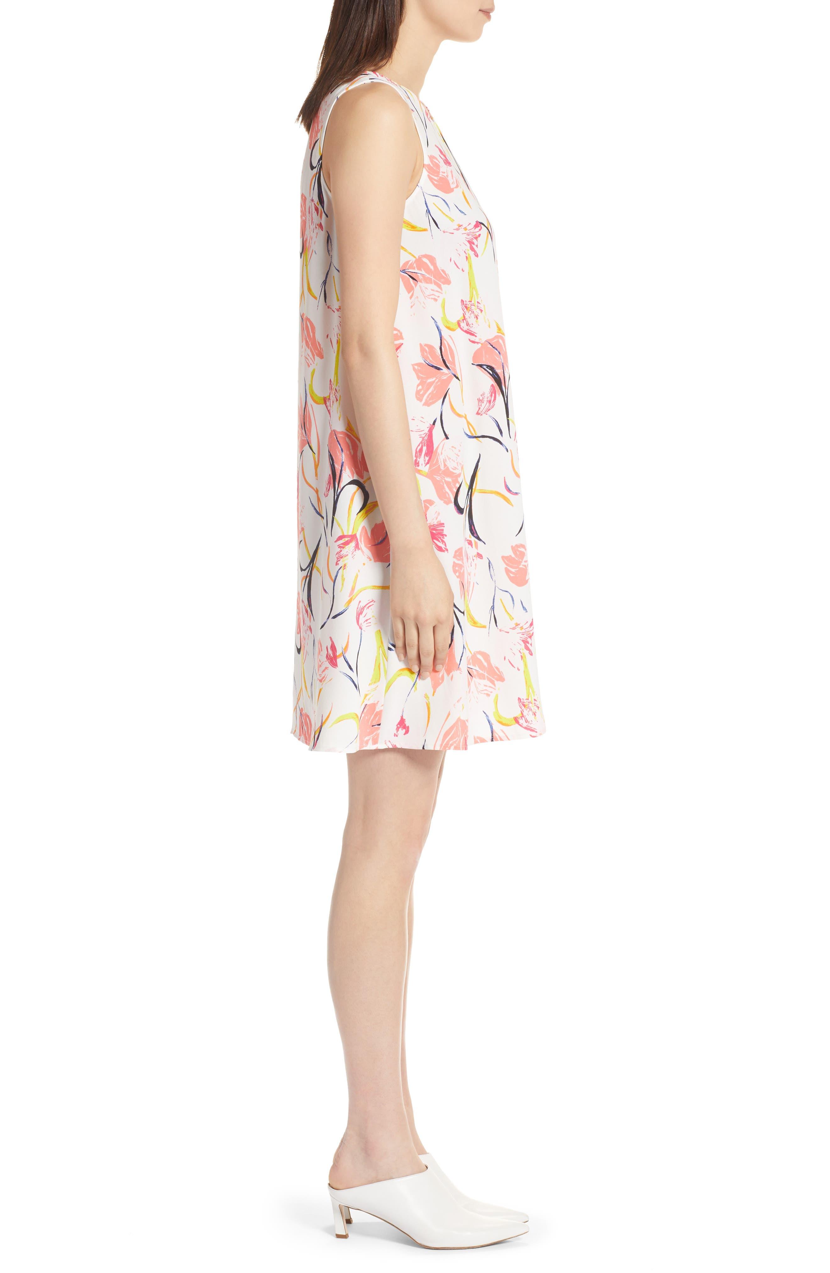 A-Line Dress,                             Alternate thumbnail 71, color,