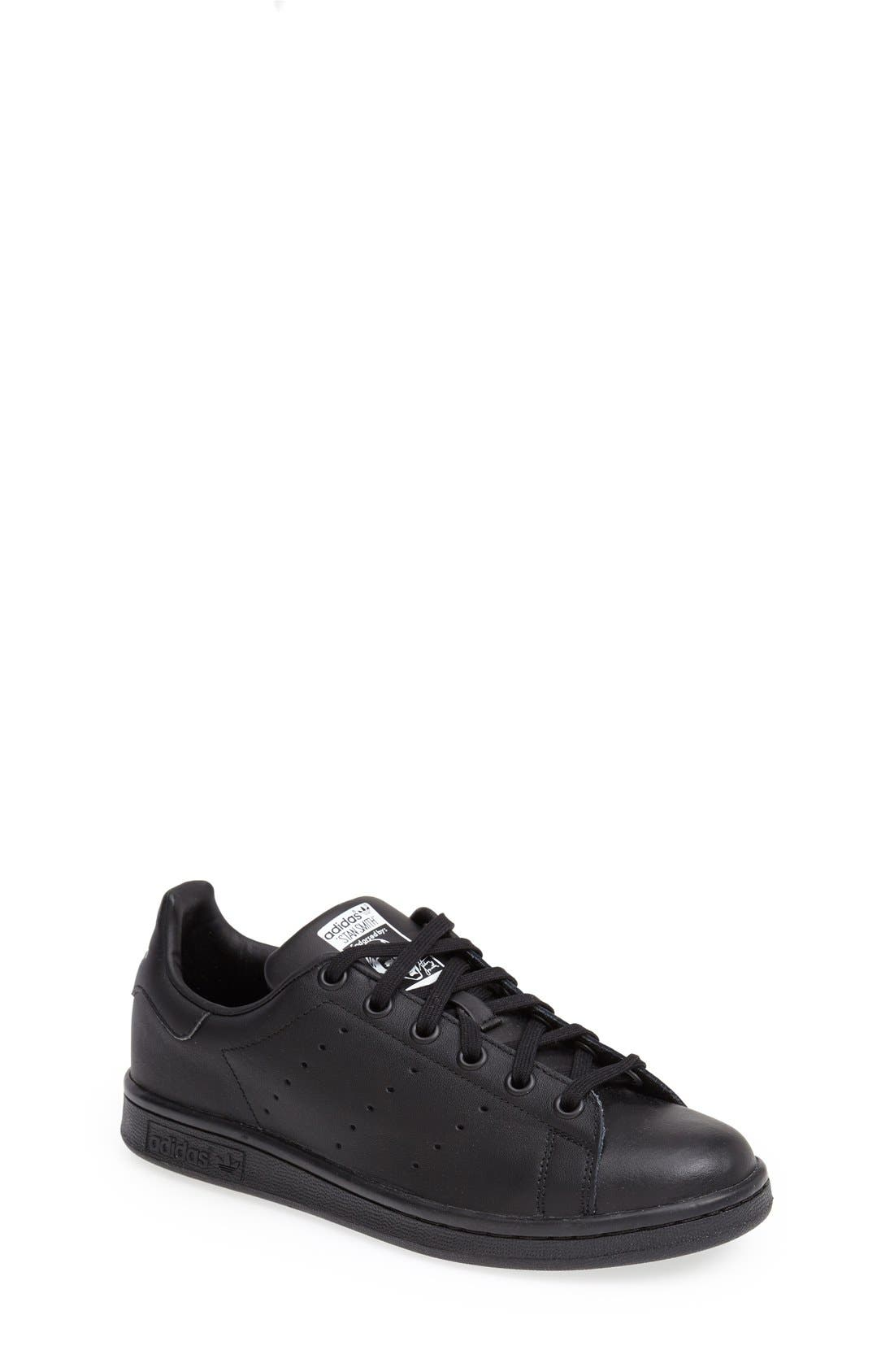 'Stan Smith' Leather Sneaker,                             Main thumbnail 2, color,