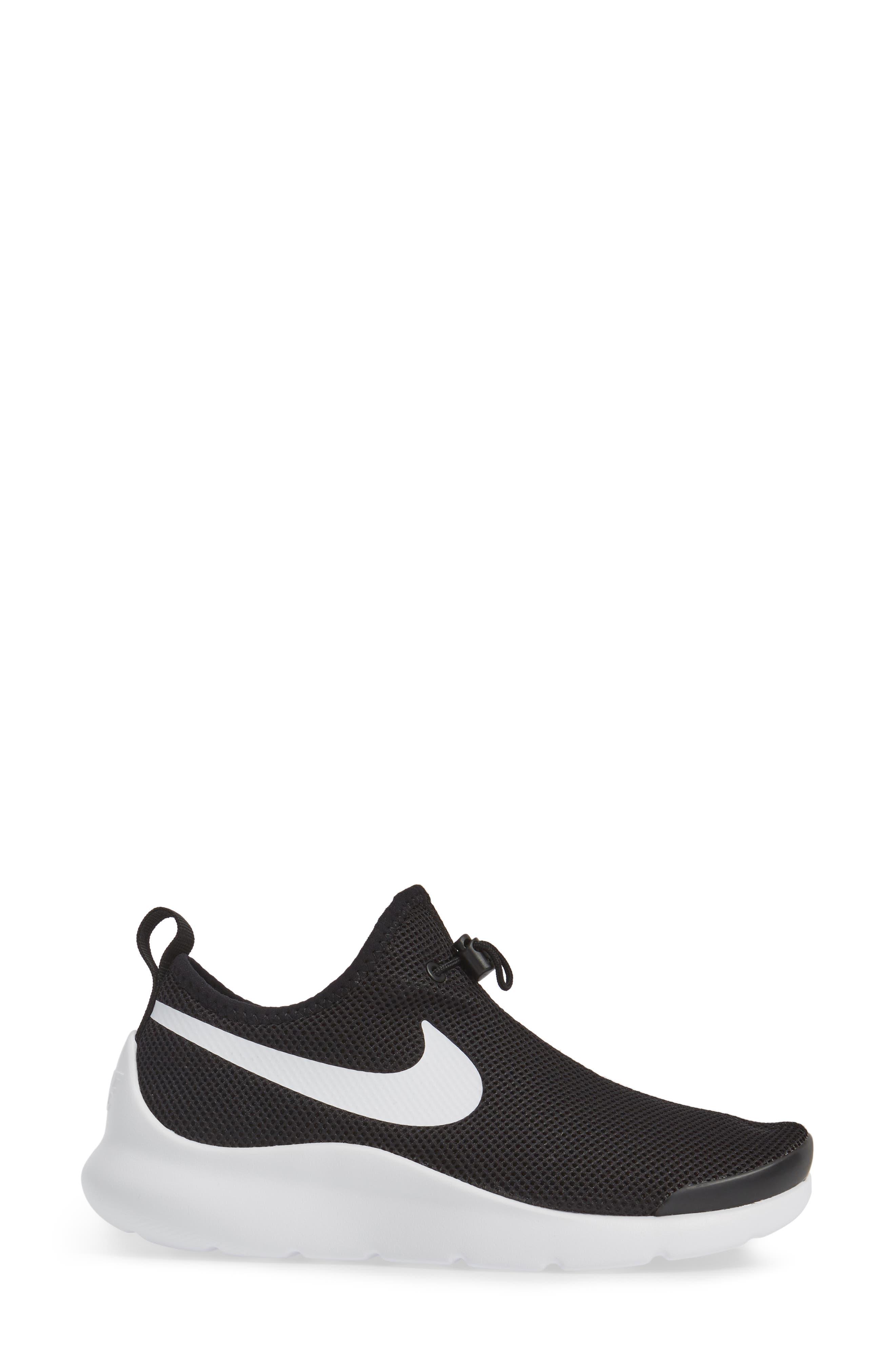 Aptare Slip-On Mesh Sneaker,                             Alternate thumbnail 3, color,                             002