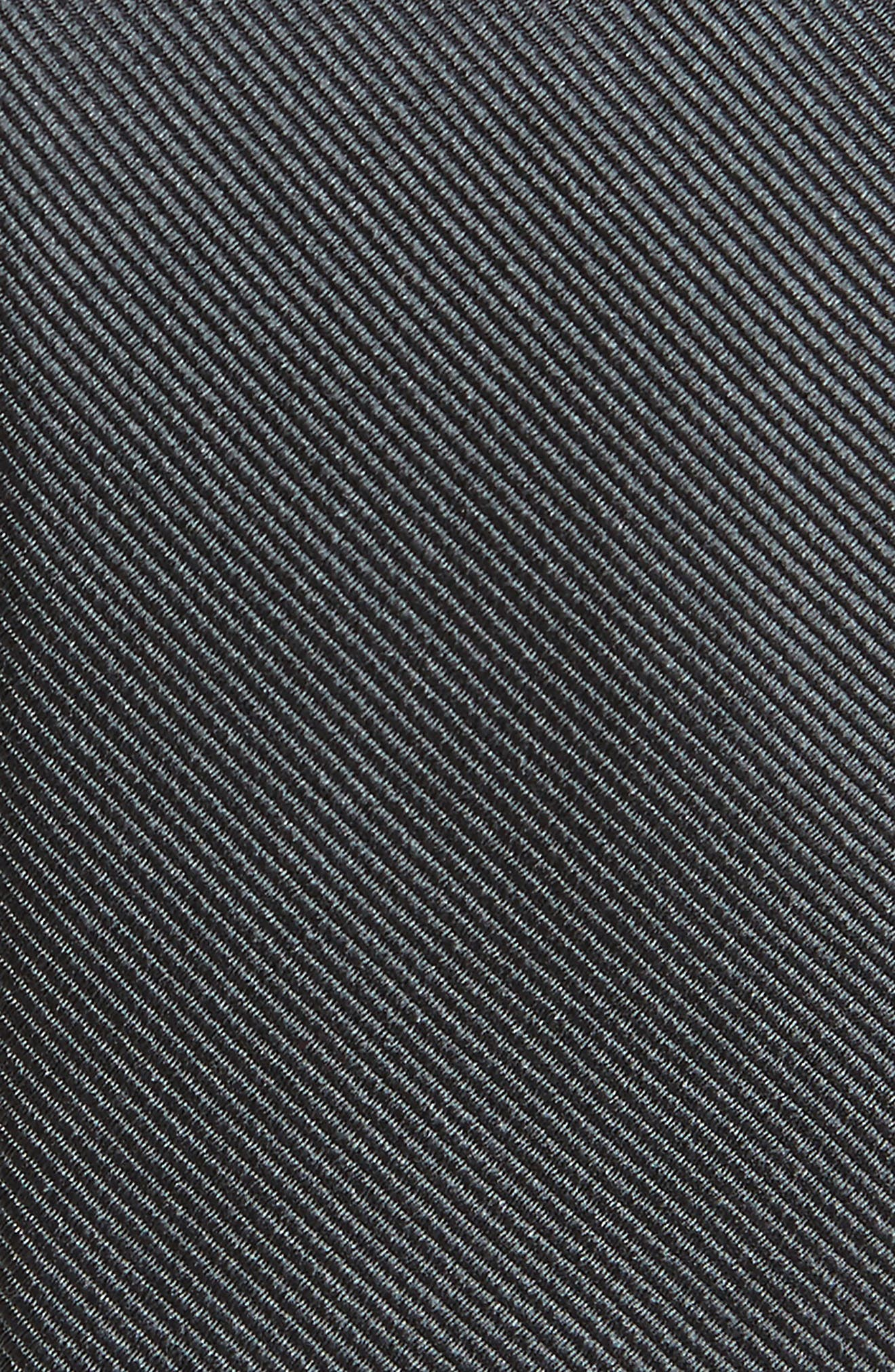 Grosgrain Silk Tie,                             Alternate thumbnail 2, color,                             020