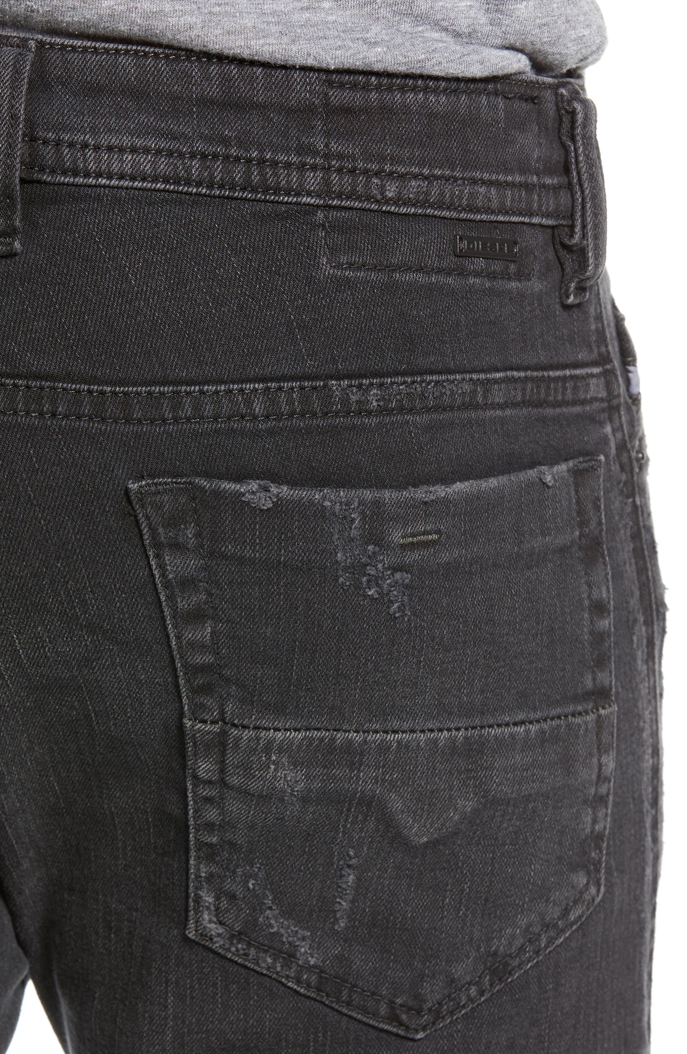 Thommer Skinny Fit Jeans,                             Alternate thumbnail 4, color,                             CN013