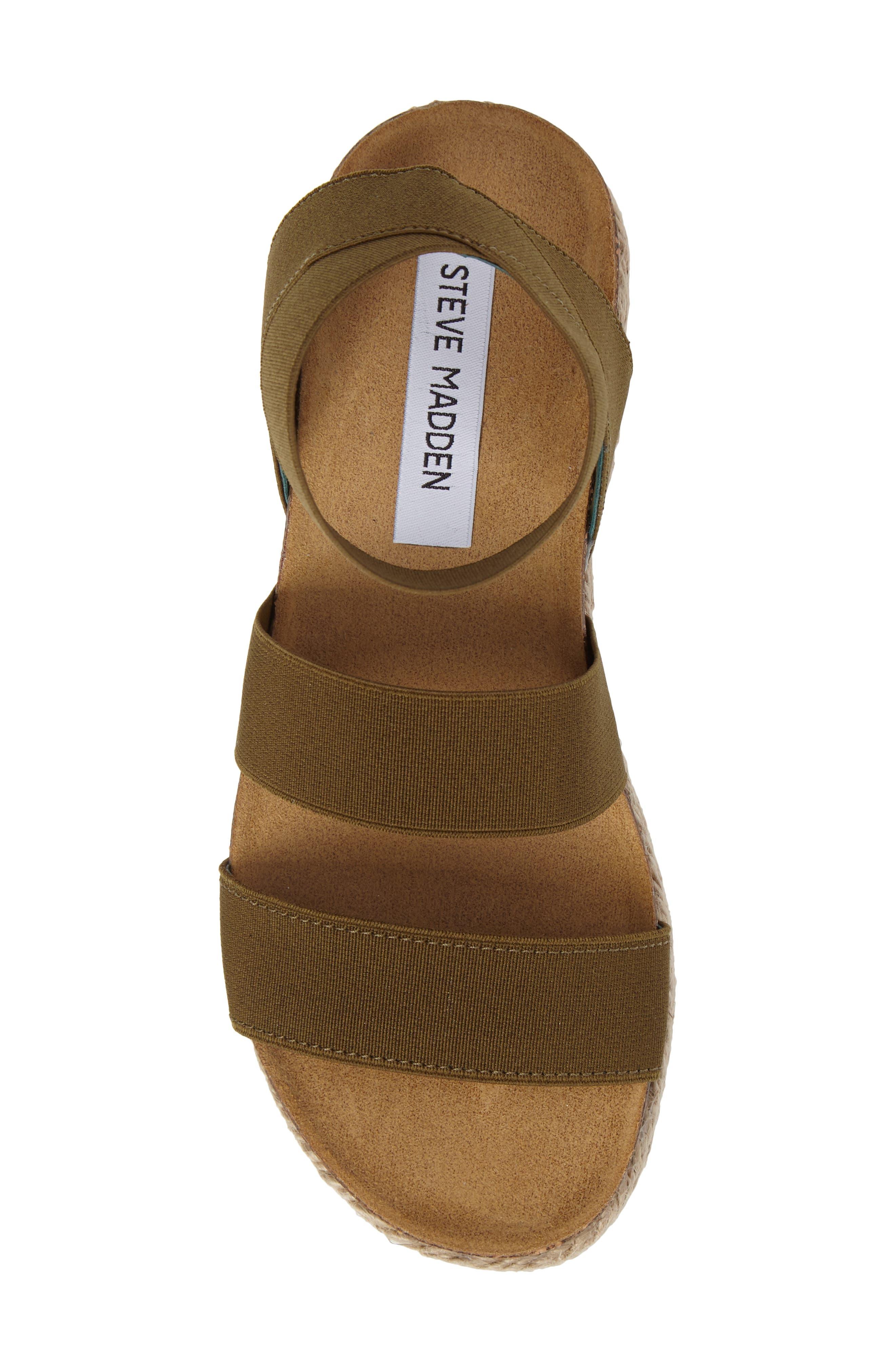 Kimmie Flatform Sandal,                             Alternate thumbnail 15, color,
