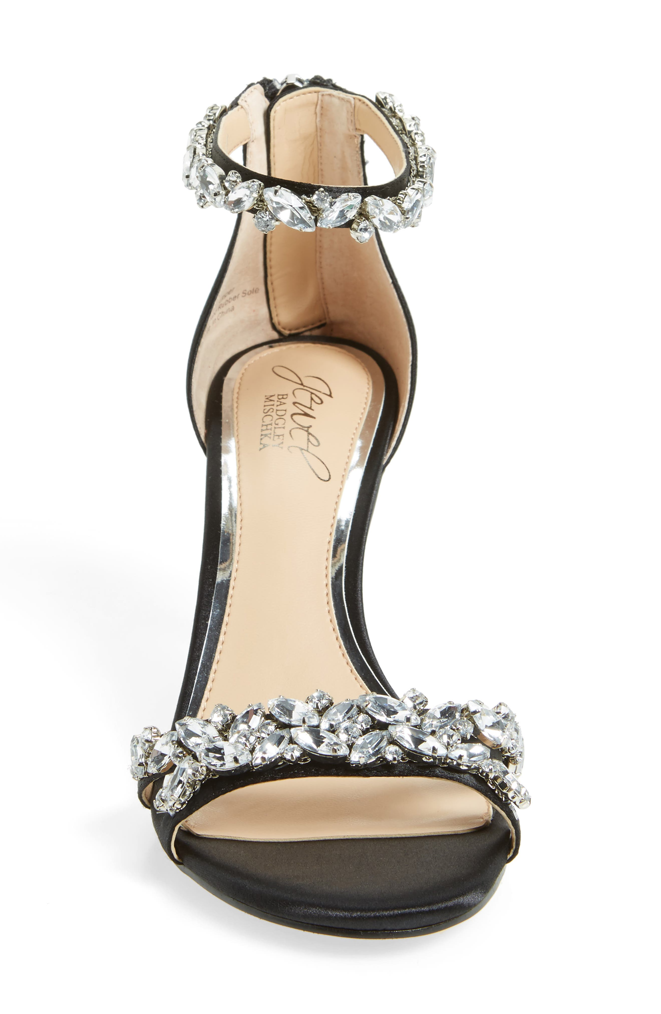 Caroline Embellished Sandal,                             Alternate thumbnail 9, color,