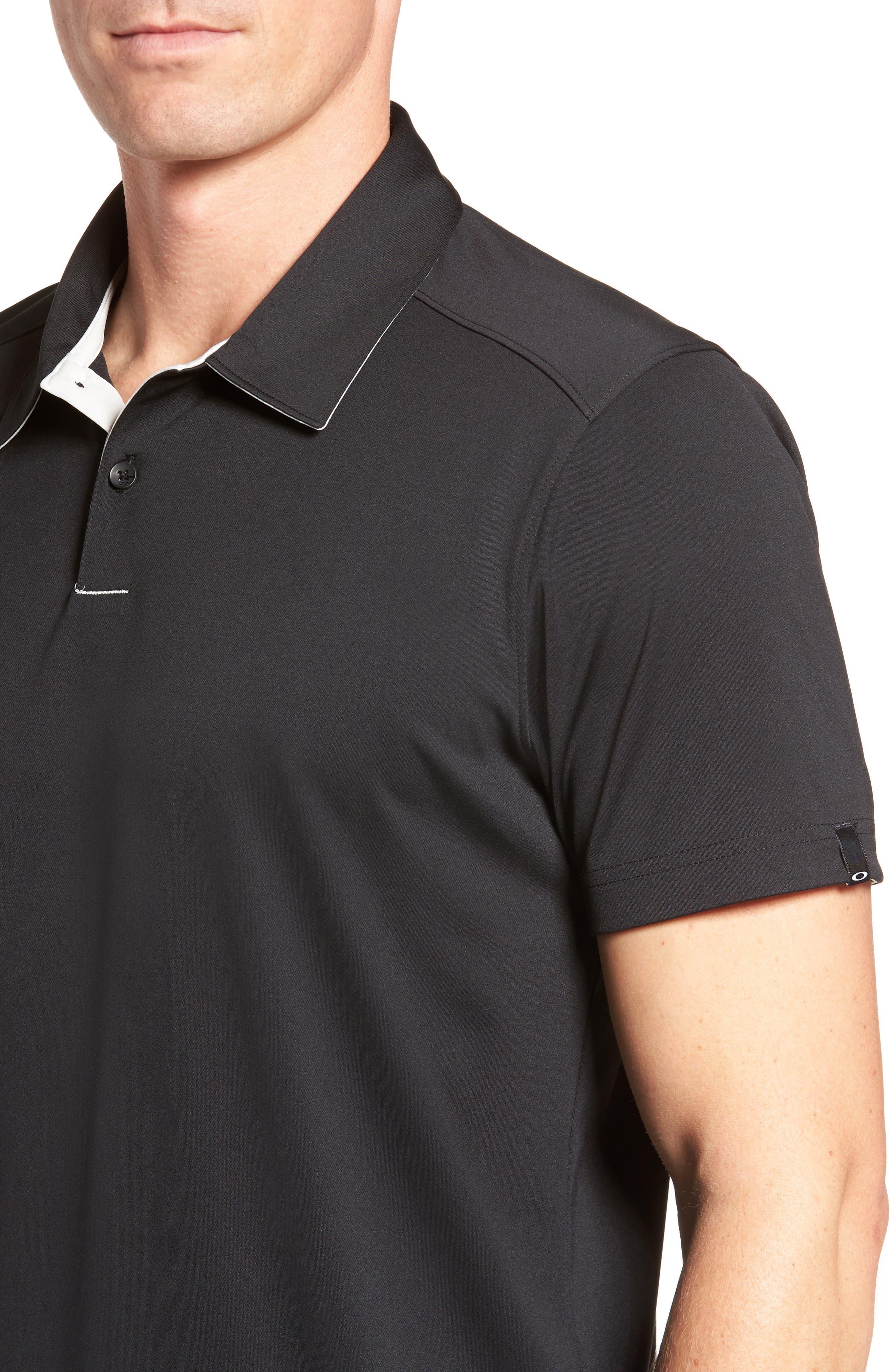 Divisional Polo Shirt,                             Alternate thumbnail 4, color,                             001