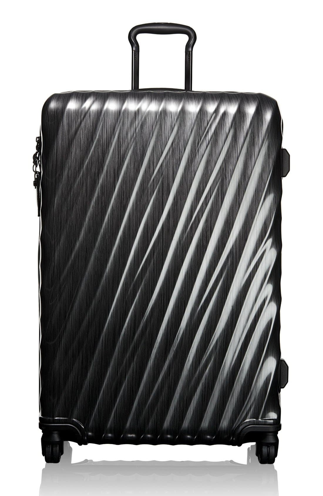 19 Degree 30 Inch Extended Trip Wheeled Packing Case,                         Main,                         color, 001